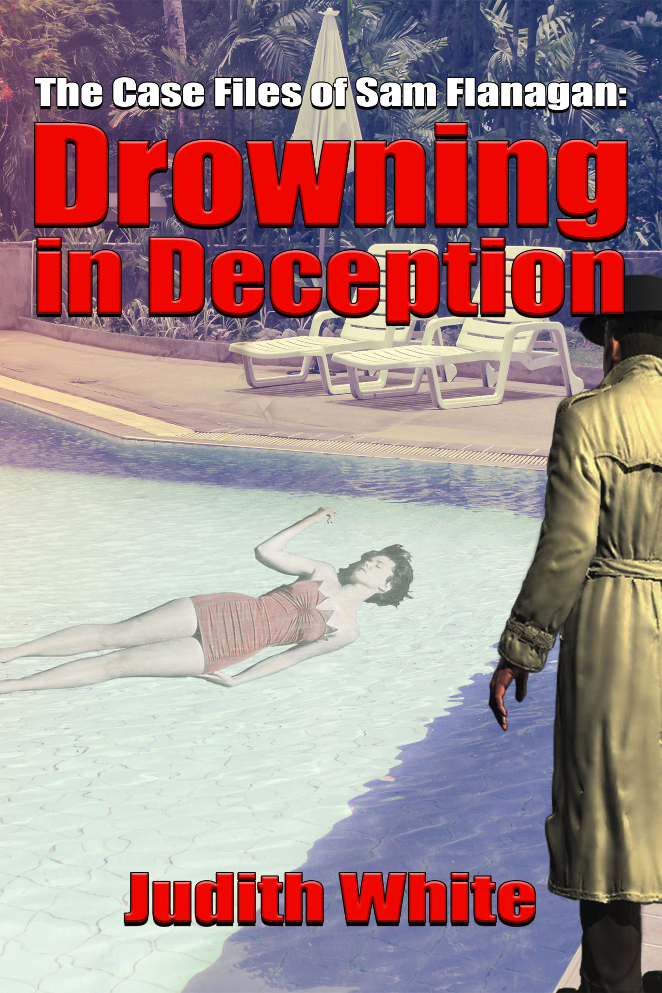 The Case Files of Sam Flanagan:  Drowning in Deception