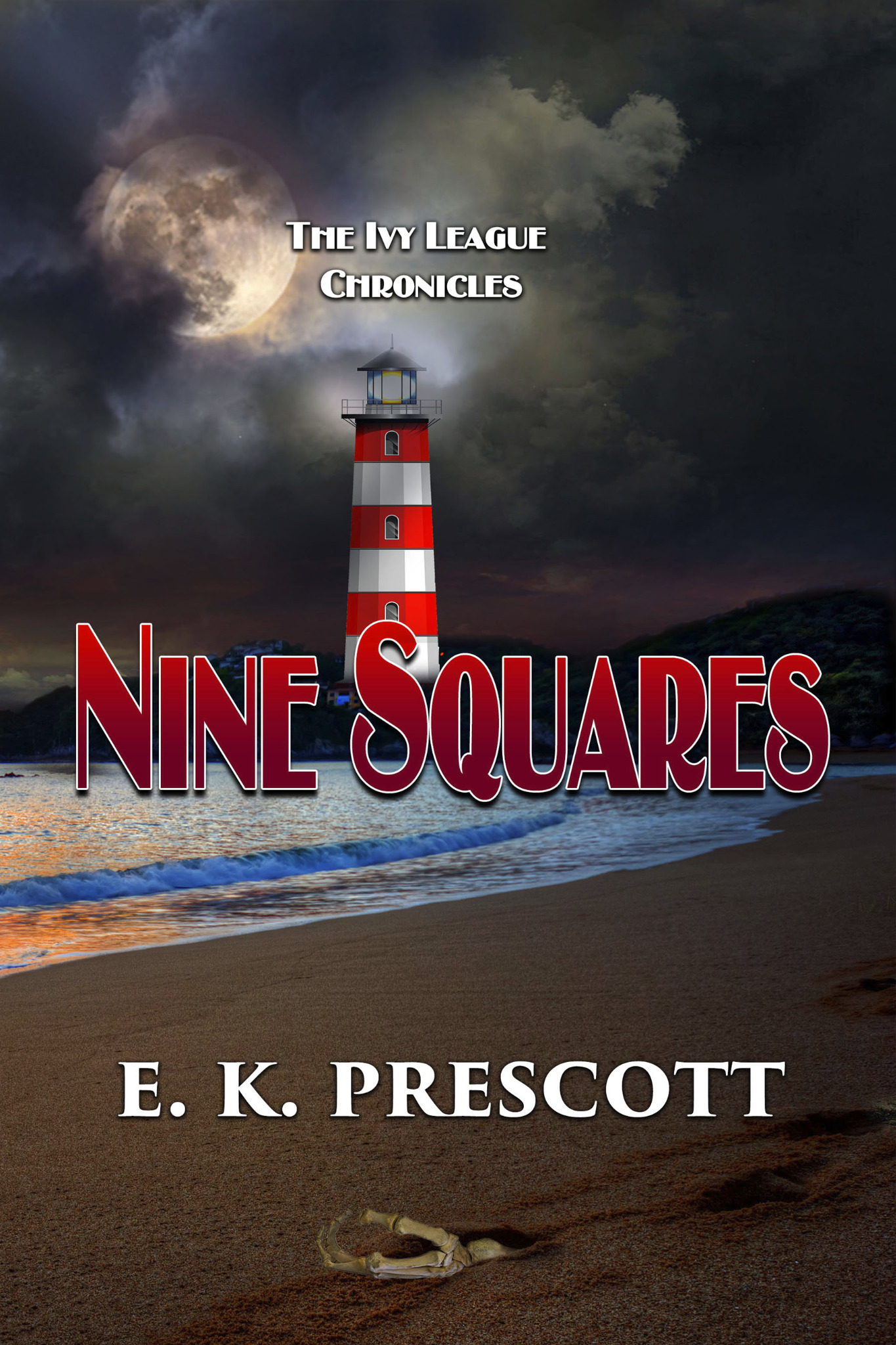 Nine Squares - Ivy League Chronicles Book 1