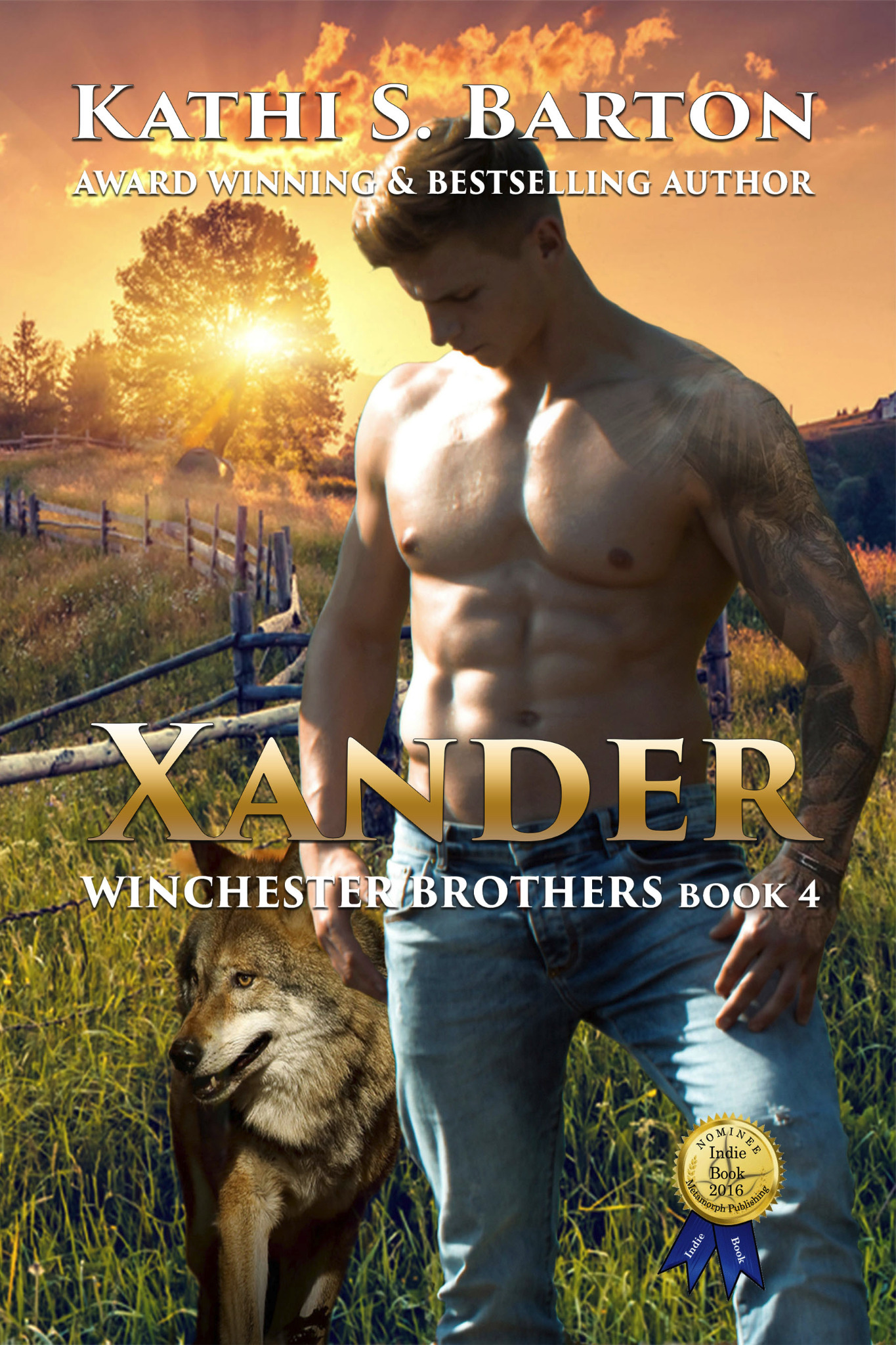 Xander - Winchester Brothers Book 4