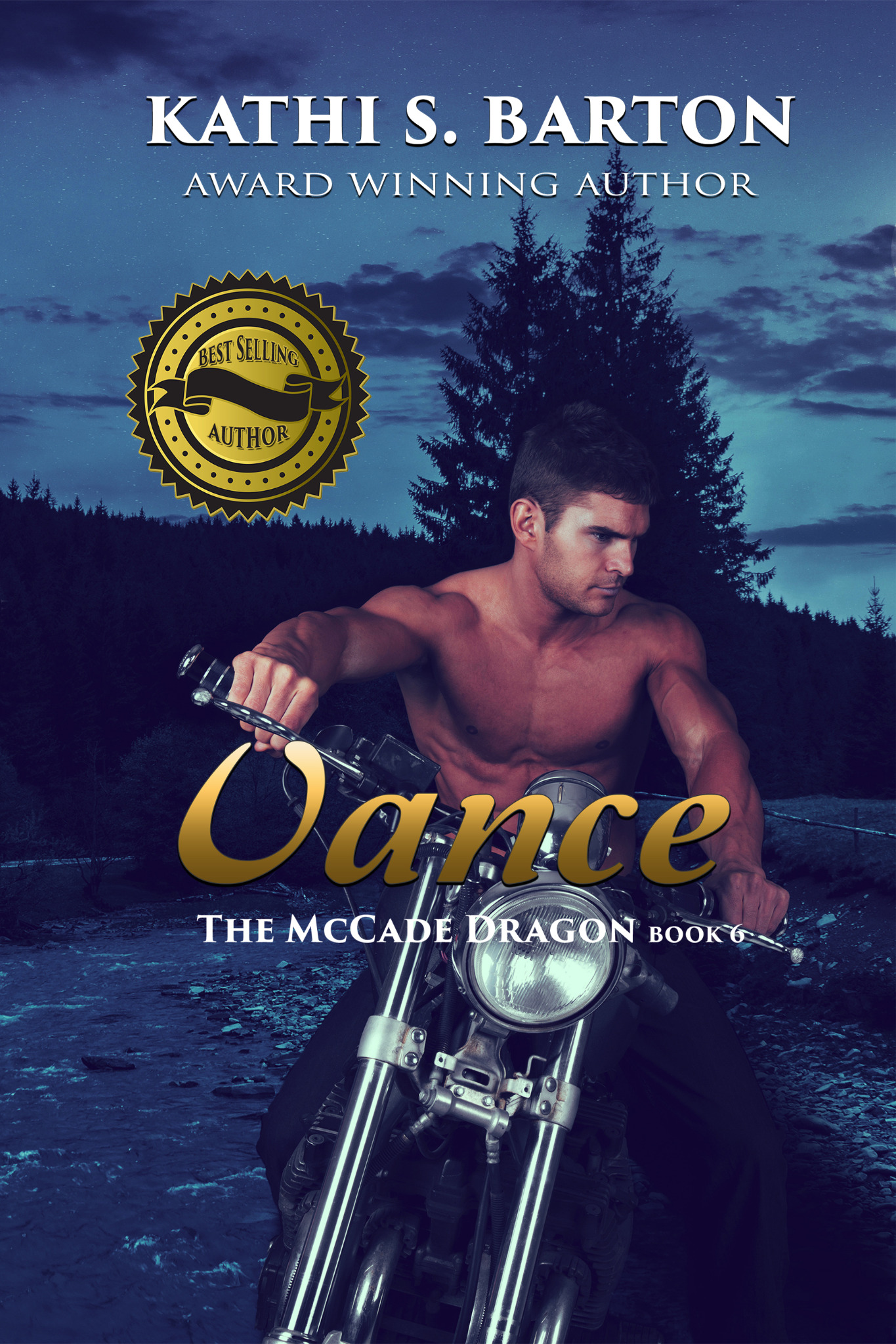 Vance - The McCade Dragon Book 6