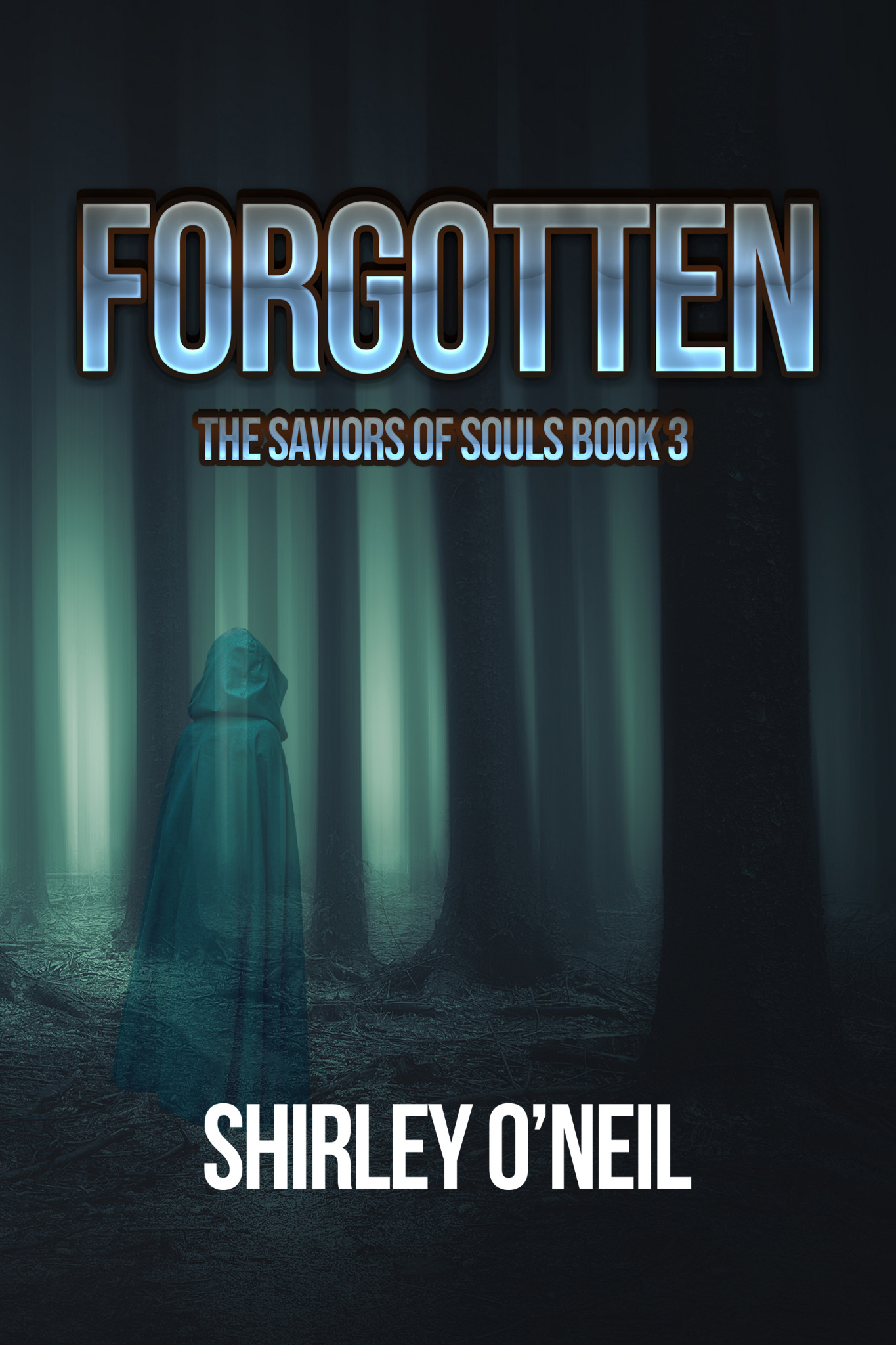 Forgotten - The Saviors of the Souls Book 3