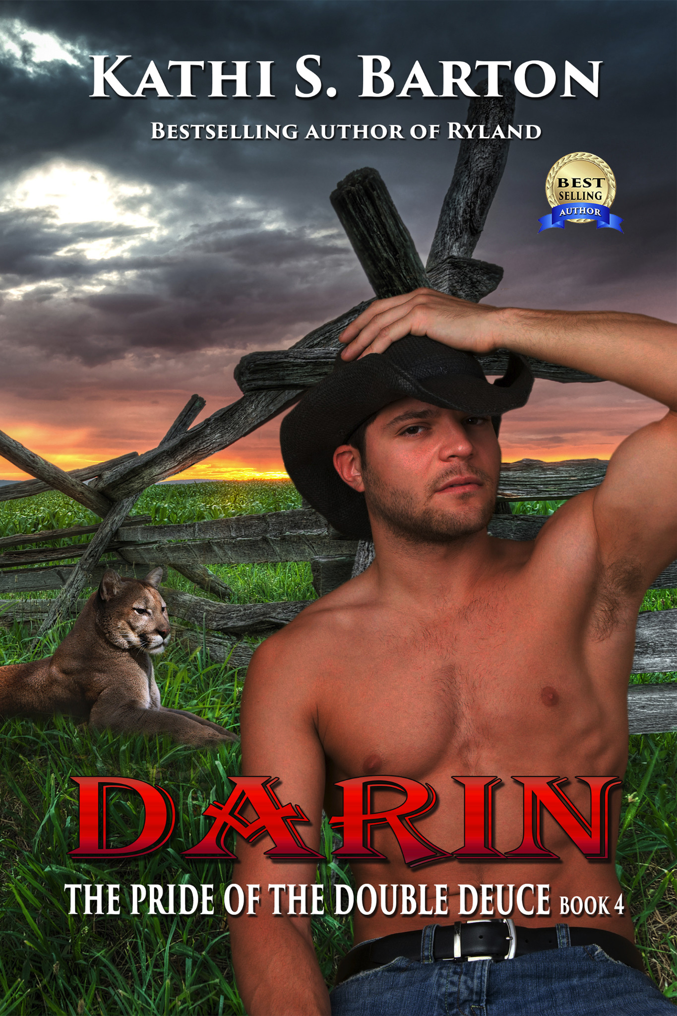 Darin - The Pride of the Double Deuce Book 4