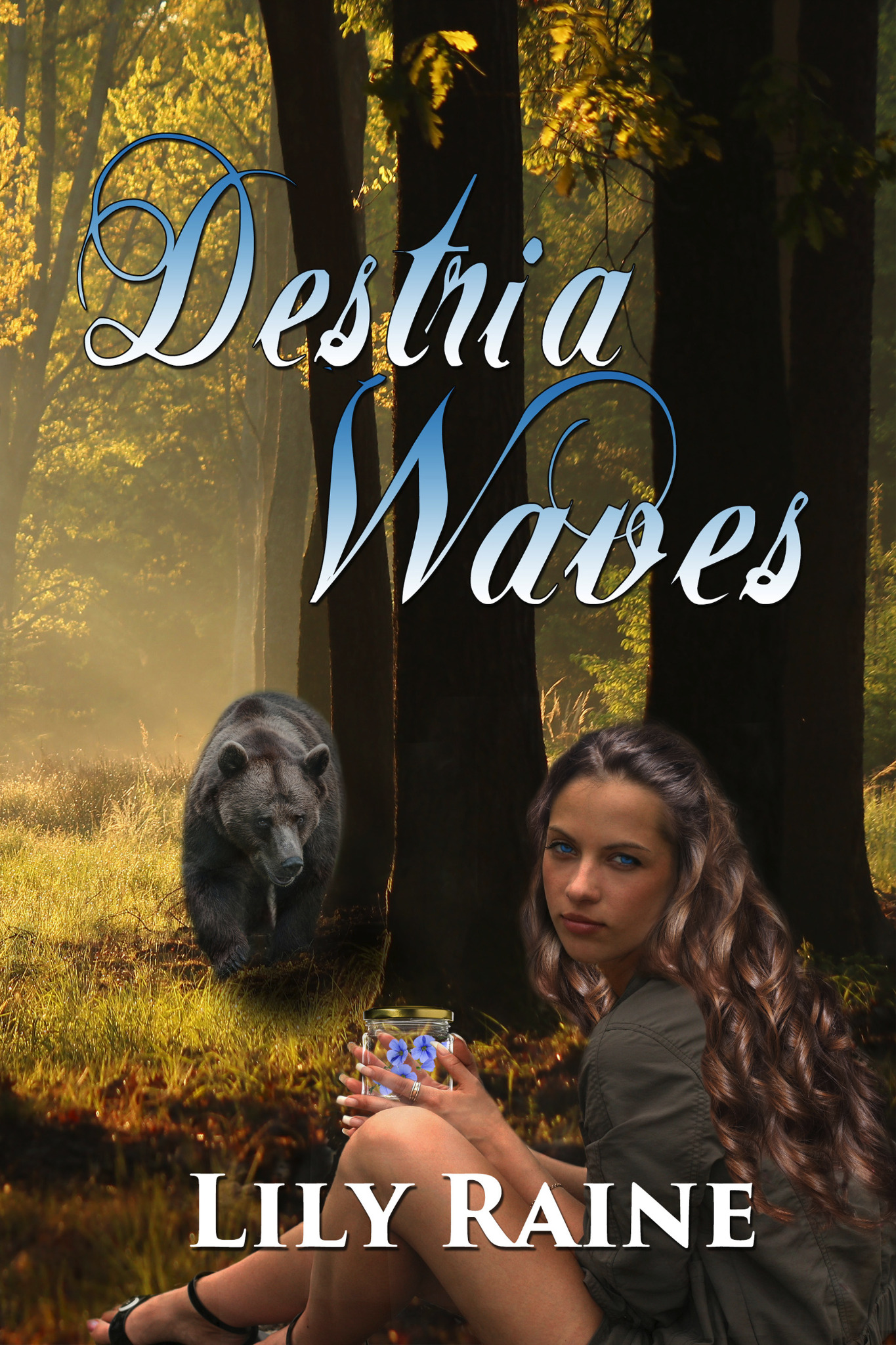 The Destria Waves - The Anastasia Series Book 1