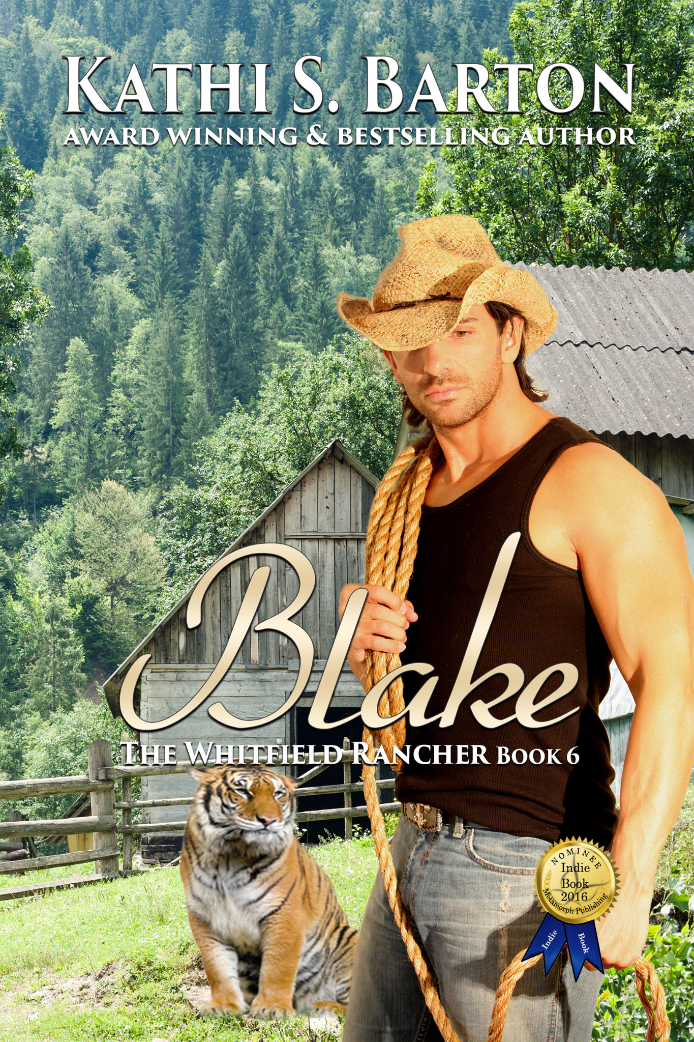 Blake - The Whitfield Rancher Book 6