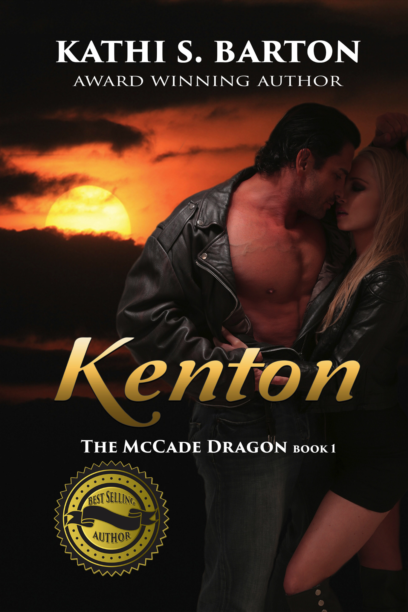 Kenton - The McCade Dragon Book 1