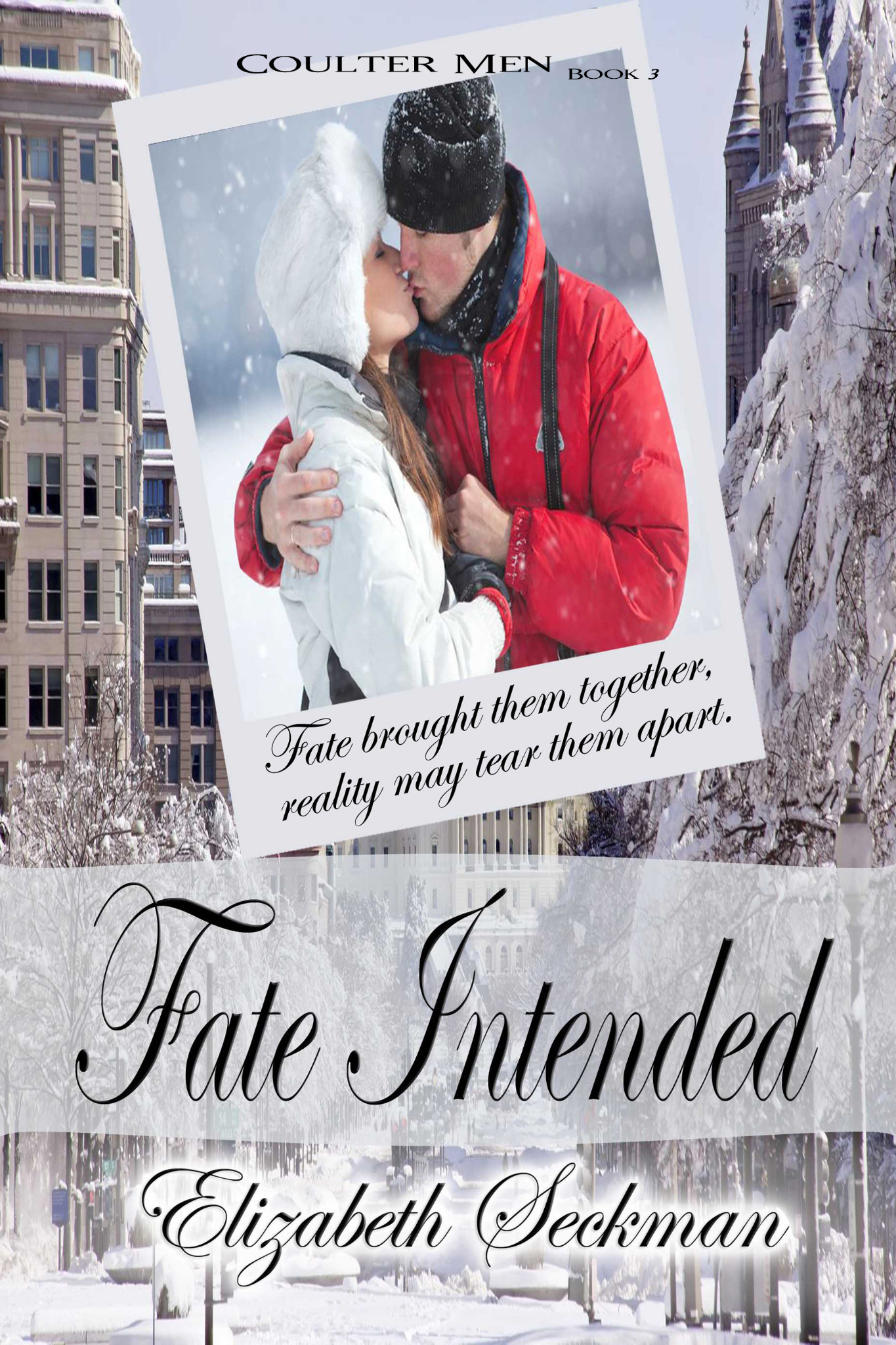 Fate Intended - Coulter Men Book 3