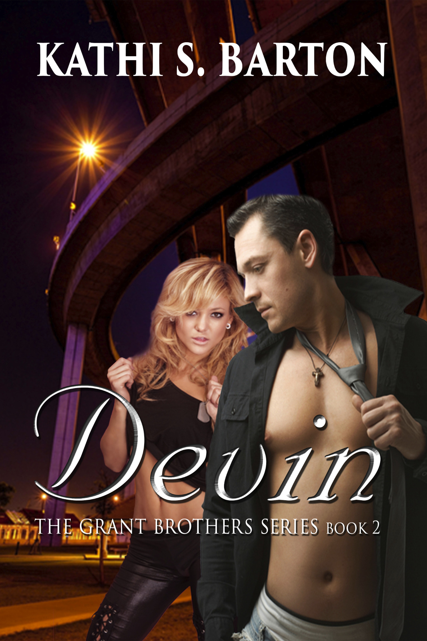 Devin - The Grant Brothers Series Book 2