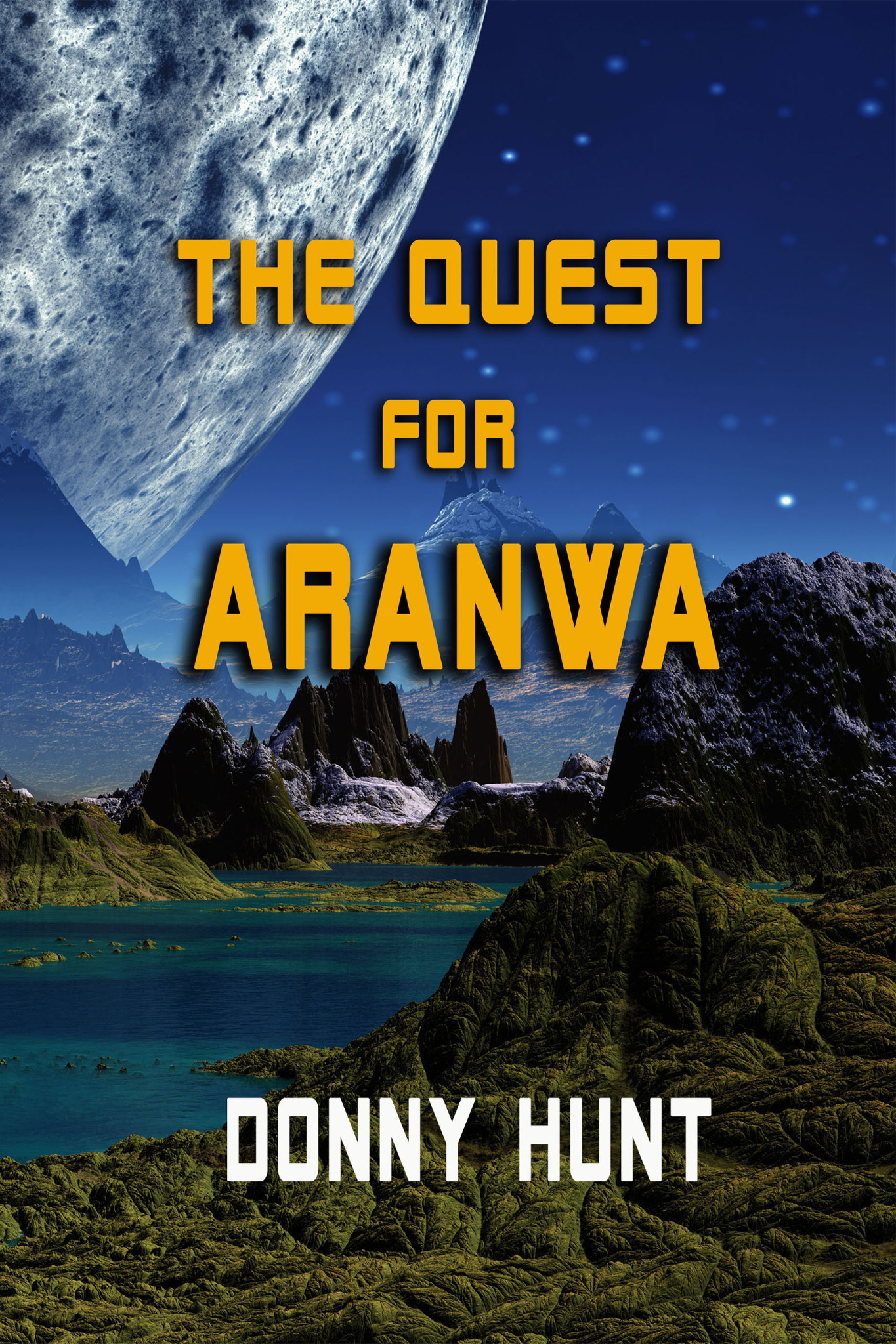 The Quest for Aranwa