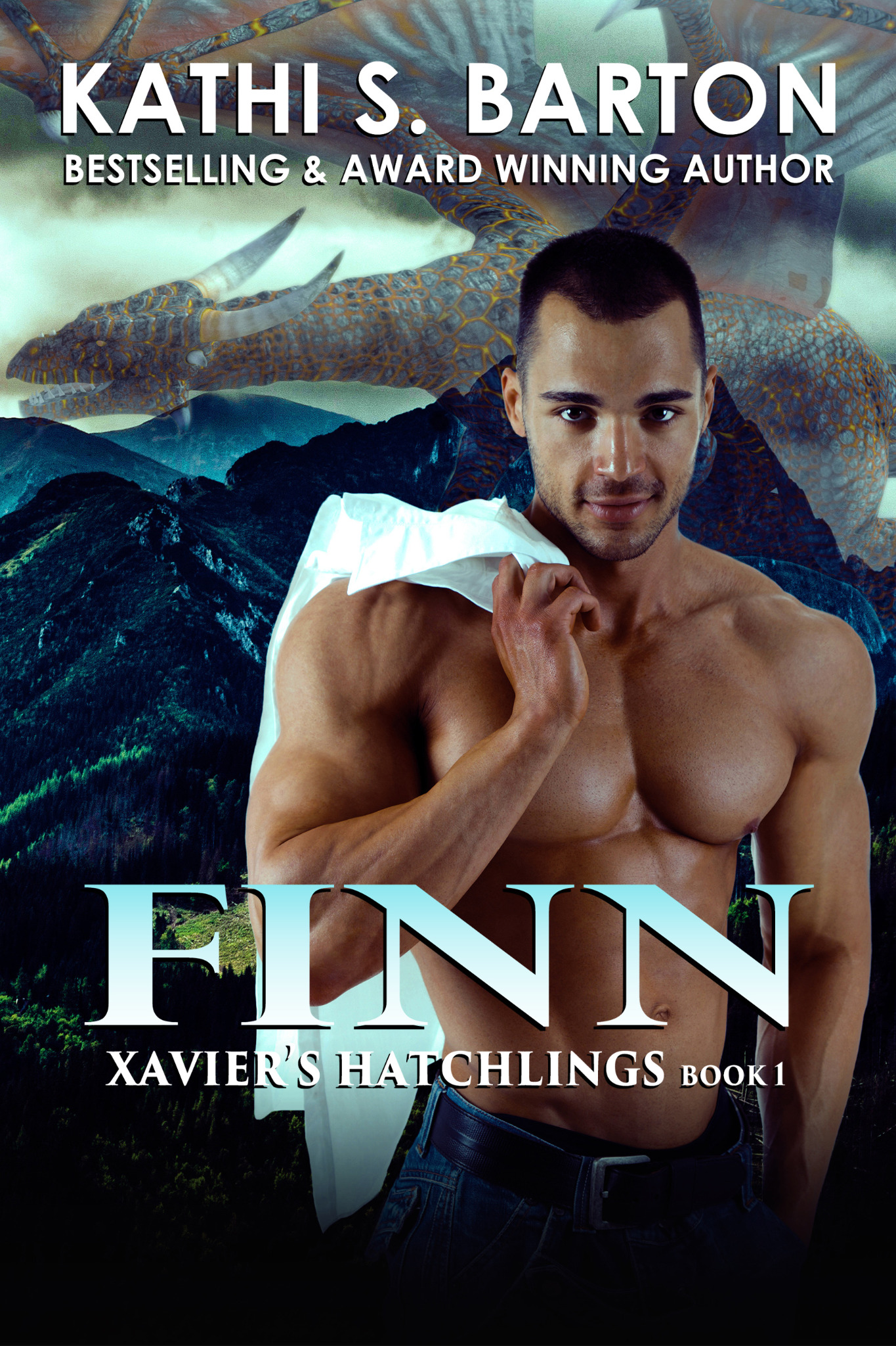 Finn - Xavier's Hatchlings Book 1