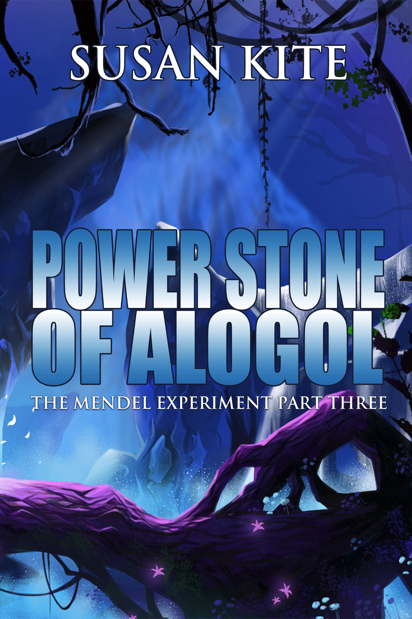 Power Stone of Alogol - The Mendel Experiment Part Three