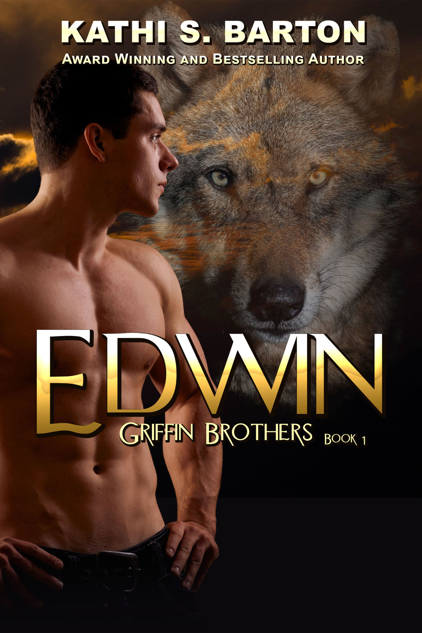 Edwin - Griffin Brothers Book 1
