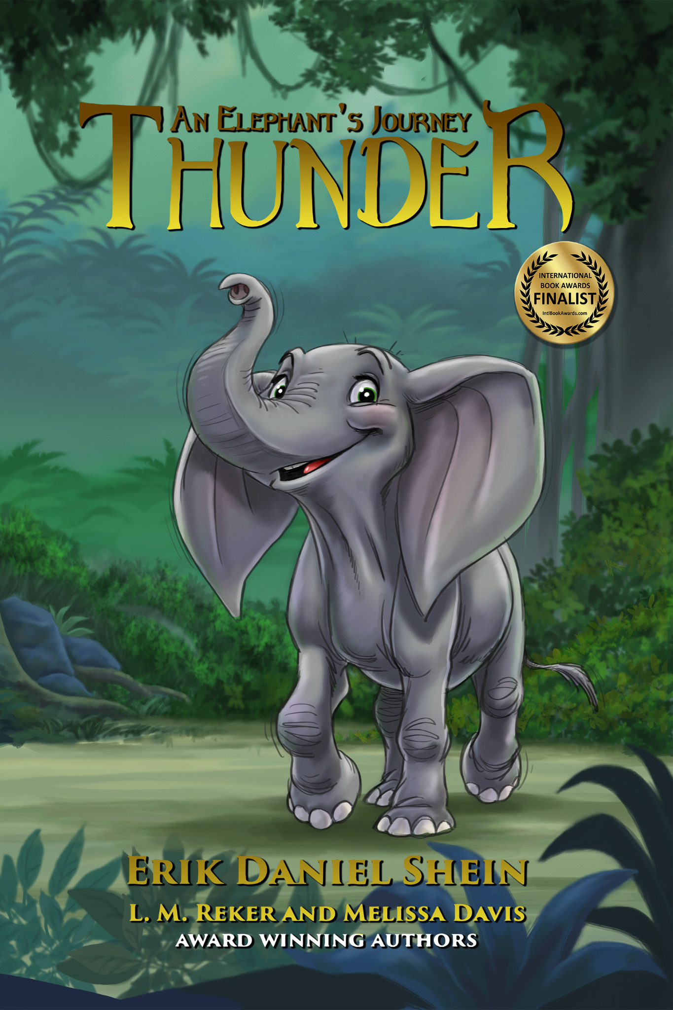 Thunder: An Elephant's Journey