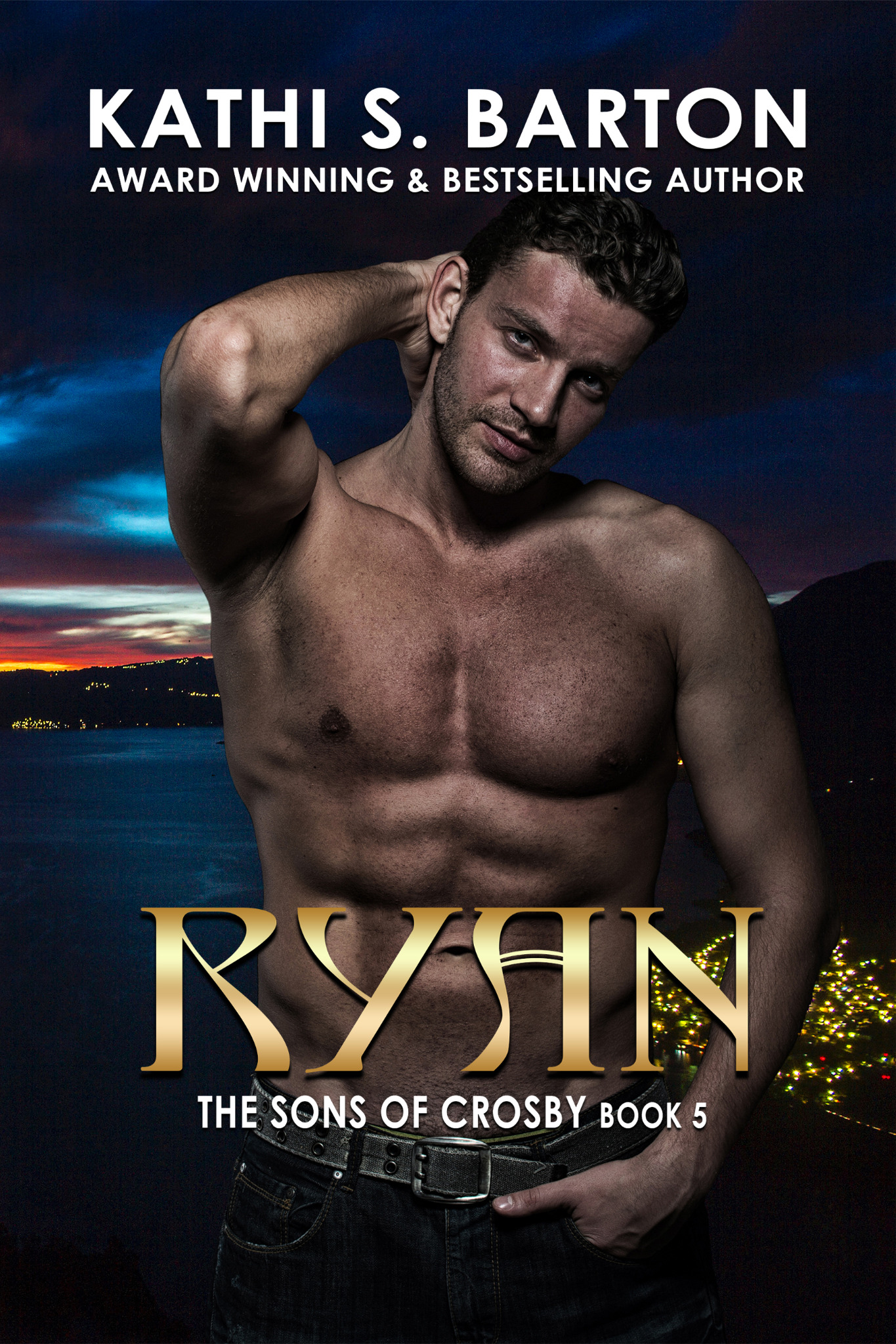 Ryan - The Sons of Crosby Book 5