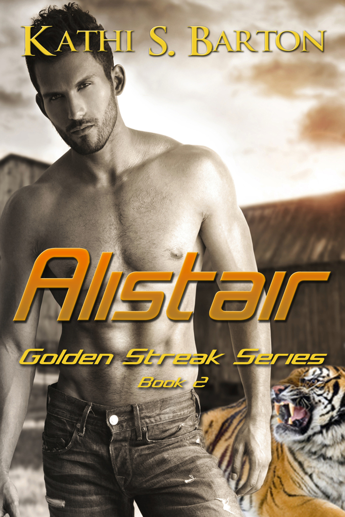 Alistair - Golden Streak Book 2