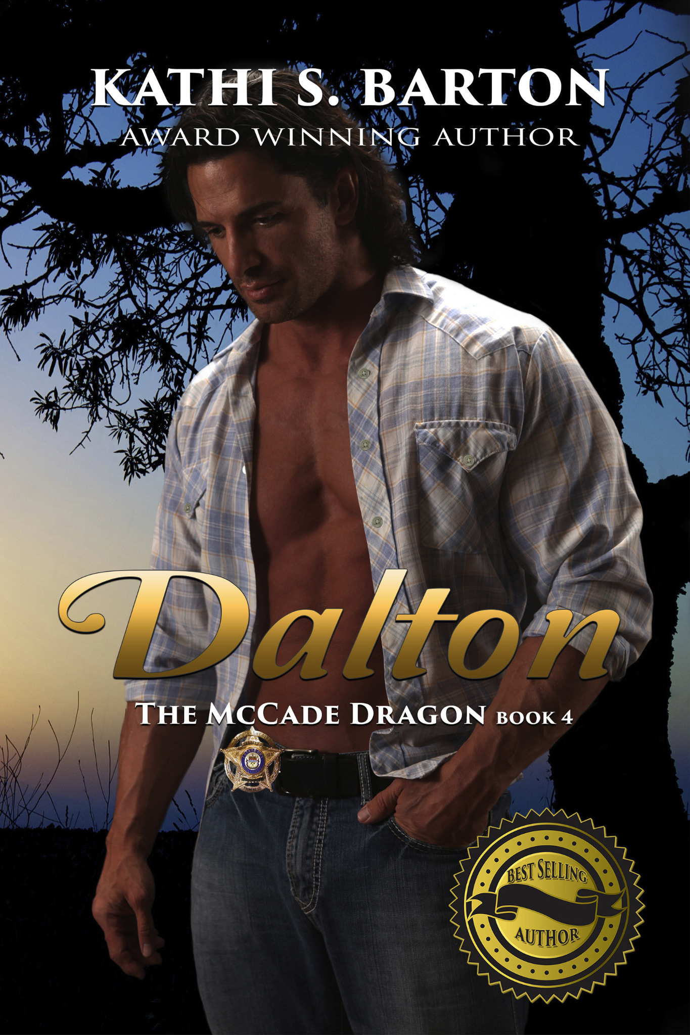 Dalton - The McCade Dragon Book 4