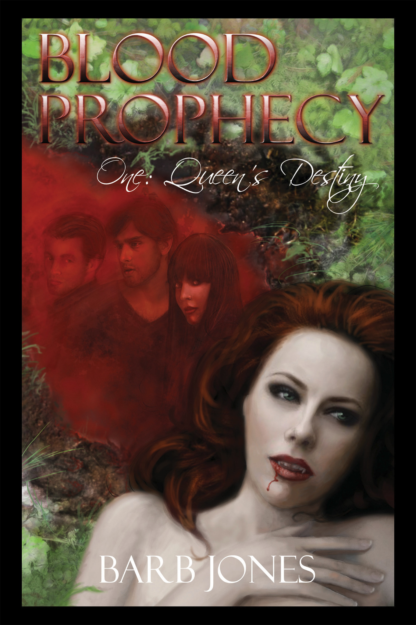 The Queen's Destiny - Blood Prophecy Book 1