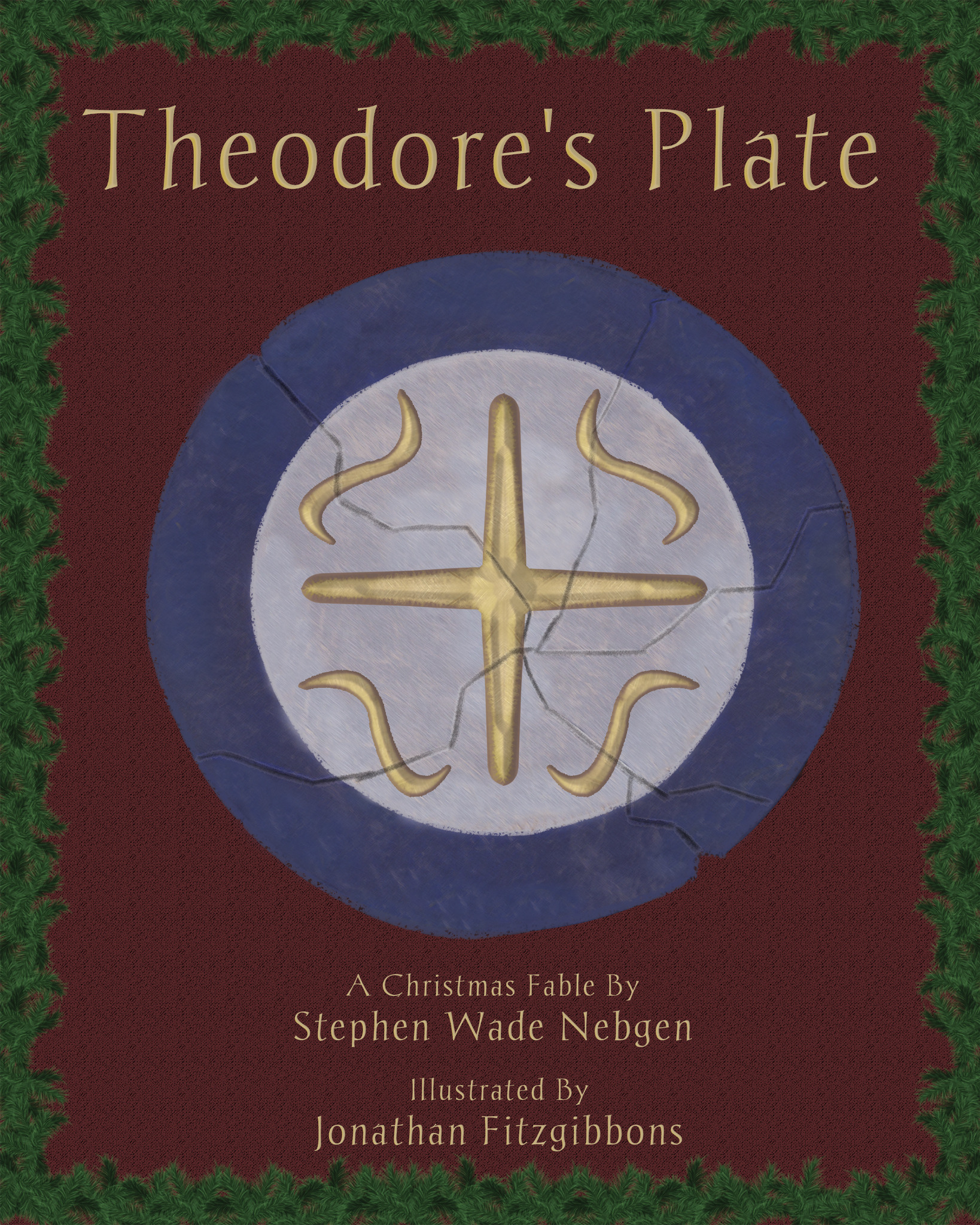 Theodore's Plate: A Christmas Fable