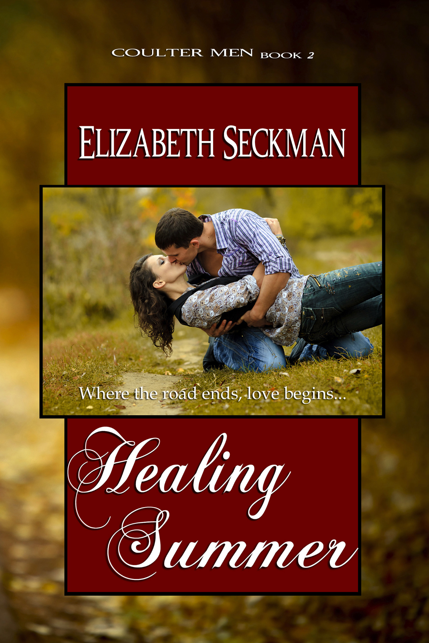 Healing Summer - Coulter Men Book 2