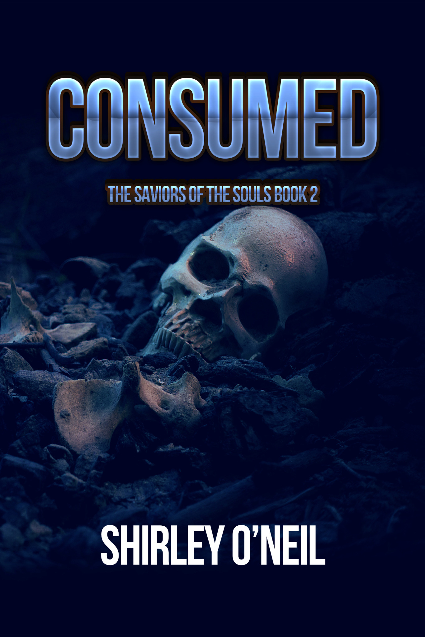 Consumed - The Saviors of the Souls Book 2
