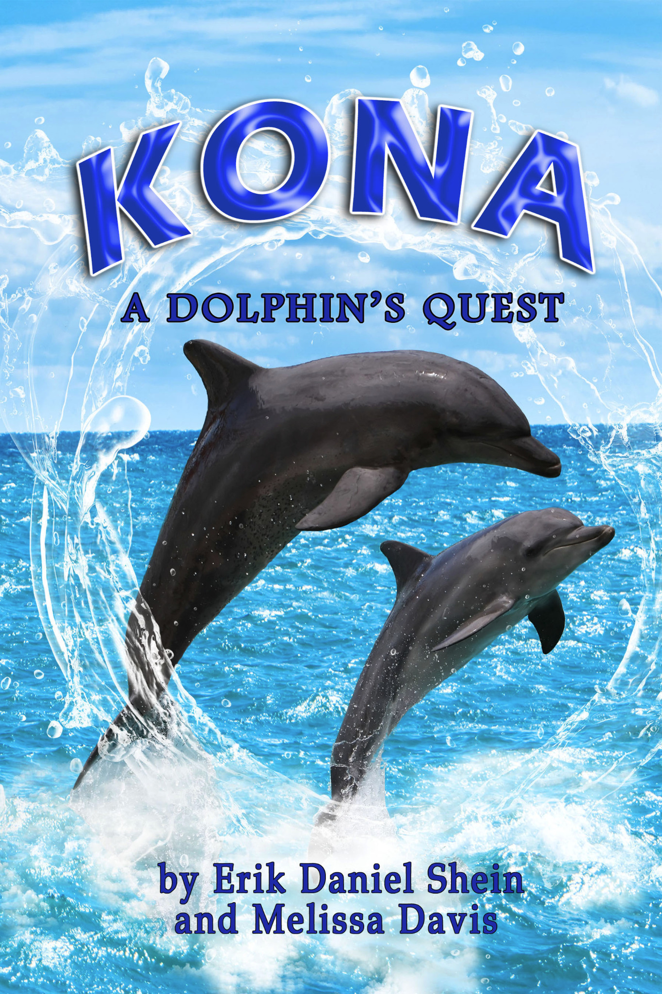 Kona  A Dolphin's Quest