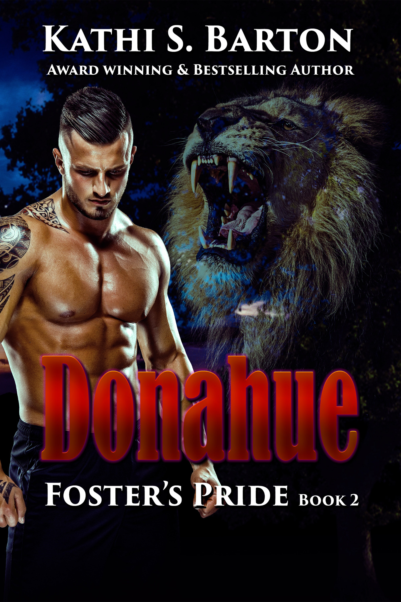 Donahue - Foster's Pride Book 2