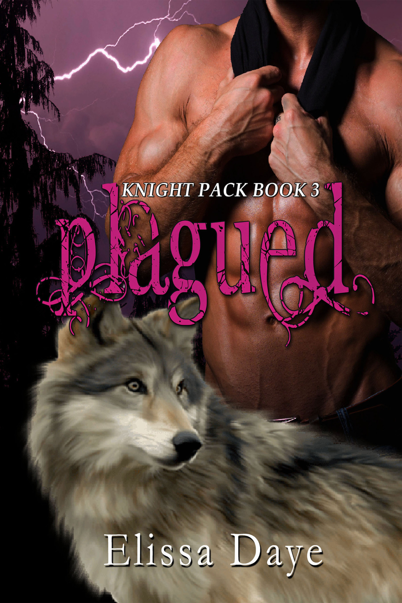 Plagued - Knight Pack Book 3