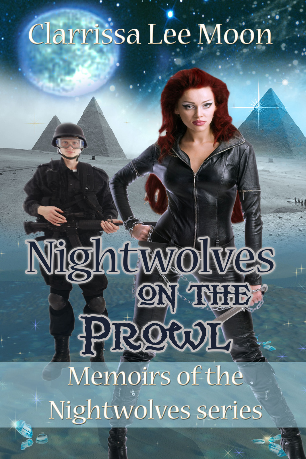 Nightwolves on the Prowl - Memoirs of the Nightwolves Series Book 2