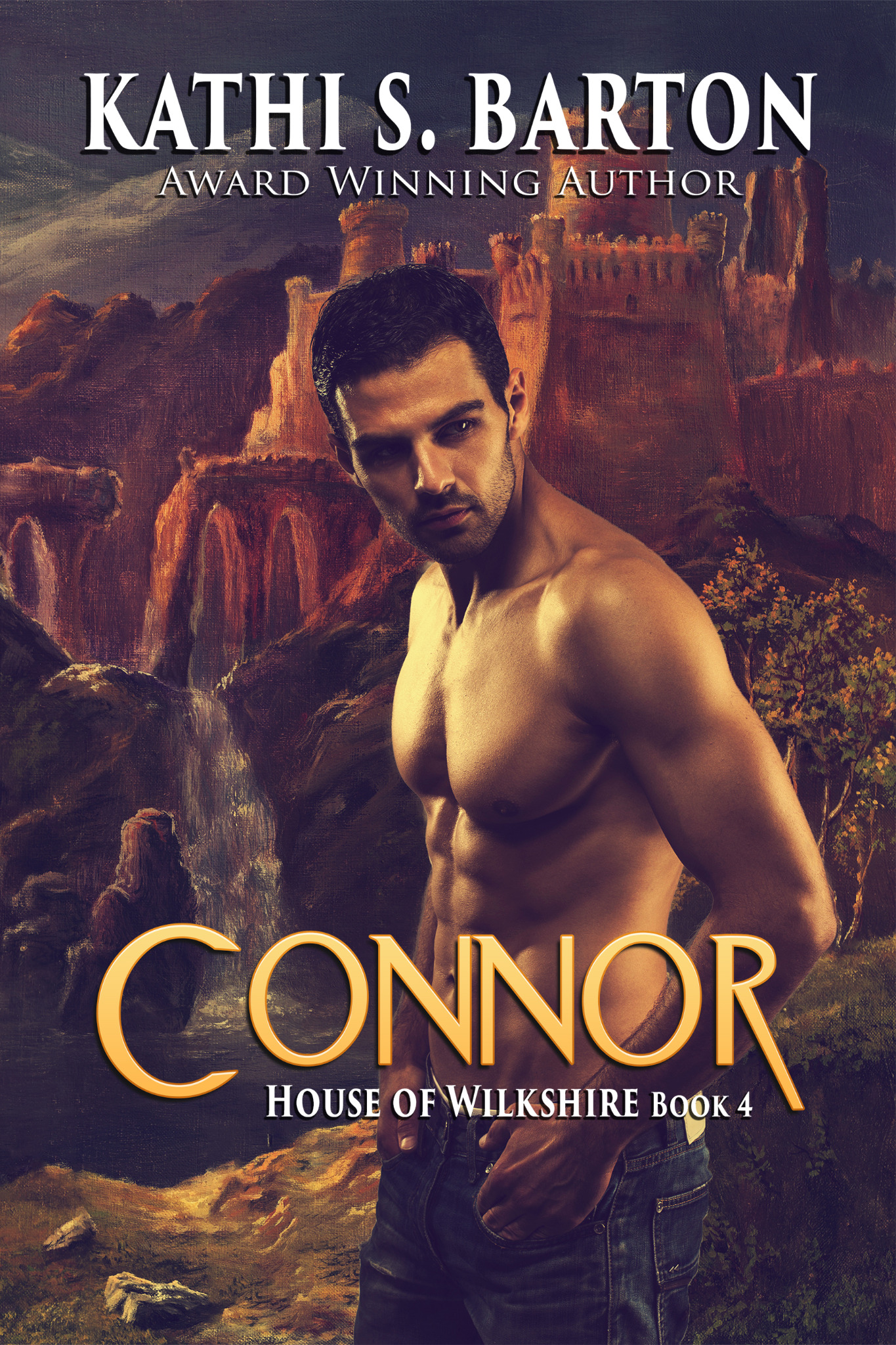 Connor - House of Wilkshire Book 4
