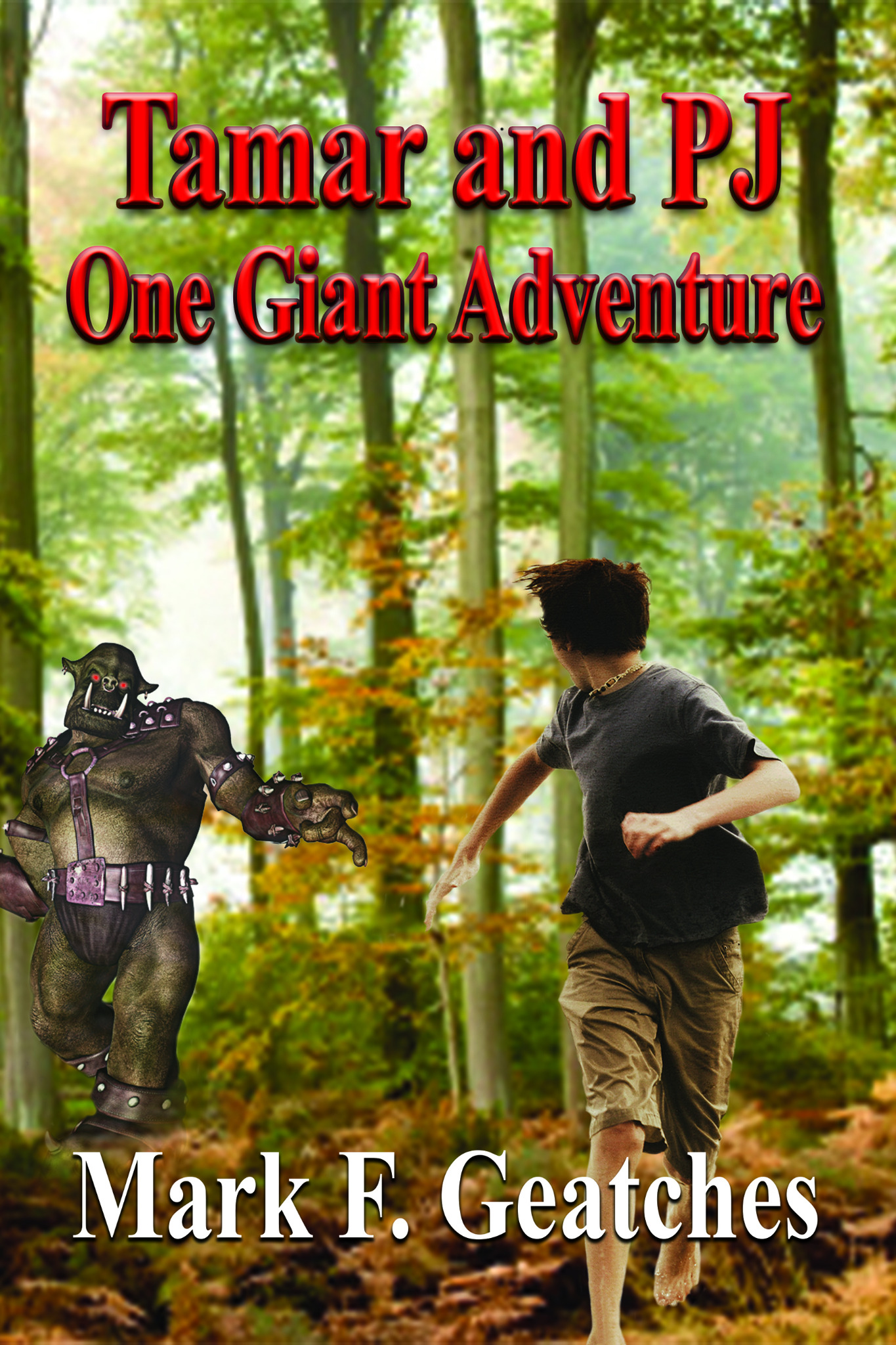 Tamar and PJ One Giant Adventure