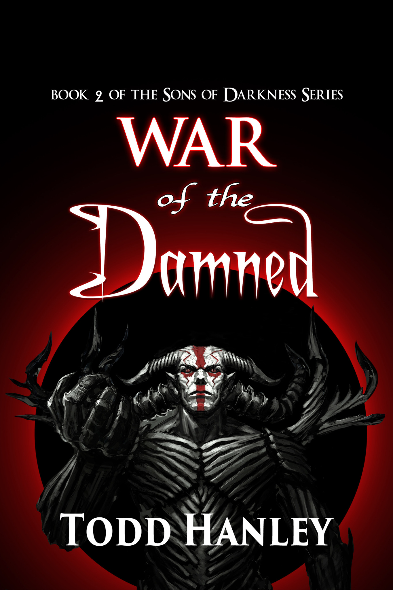 War of the Damned - Sons of Darkness Book 2