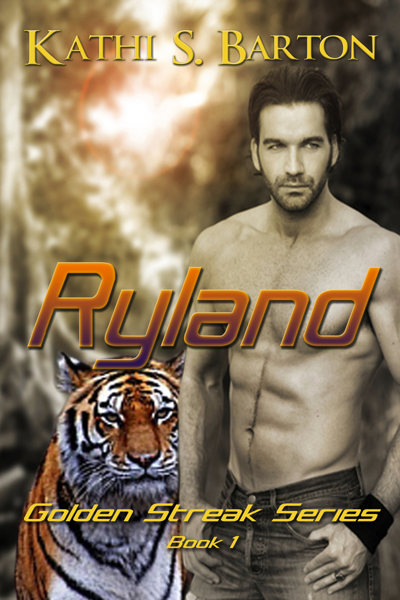 Ryland - Golden Streak Book 1