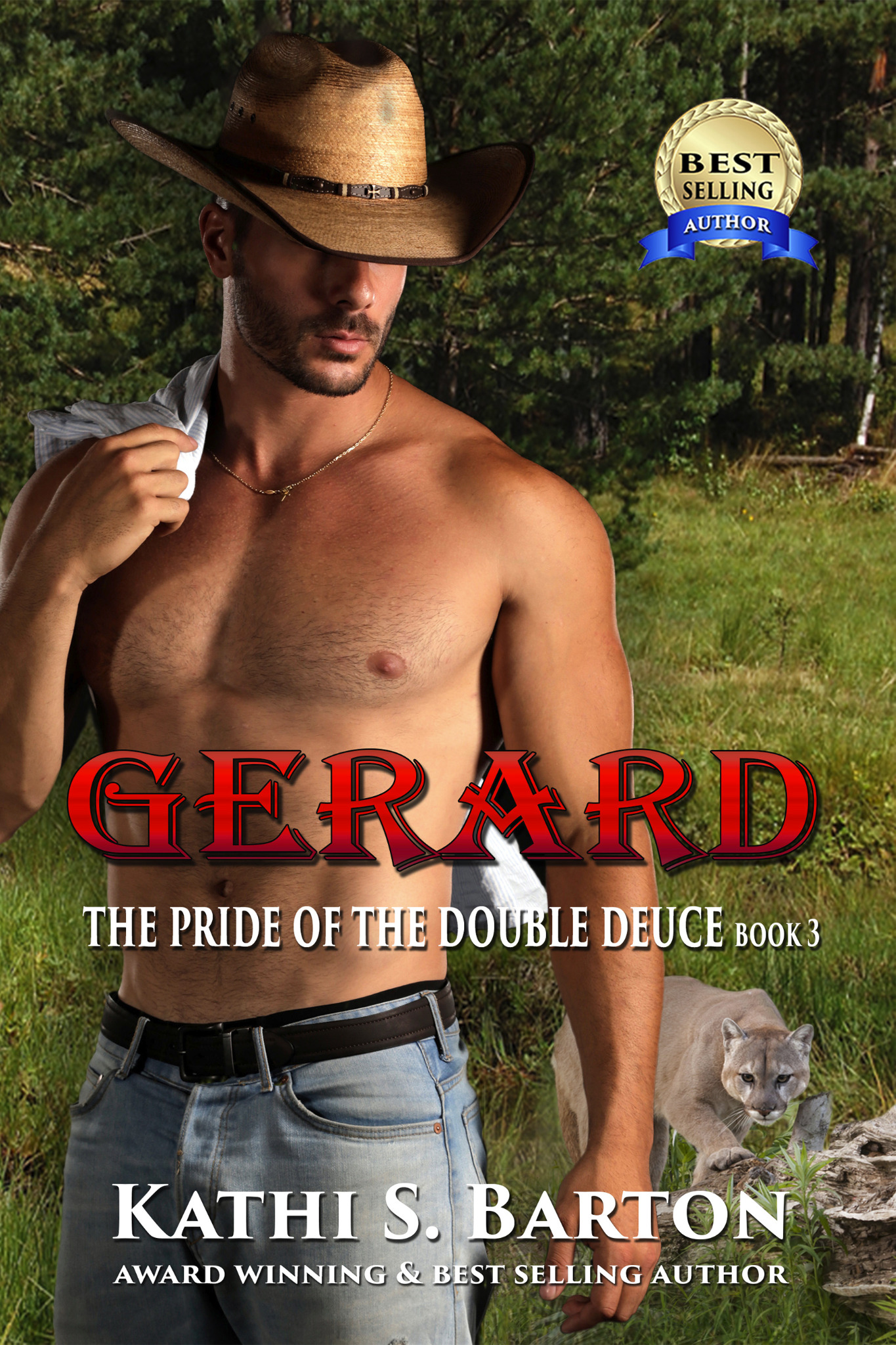 Gerard - The Pride of the Double Deuce Book 3