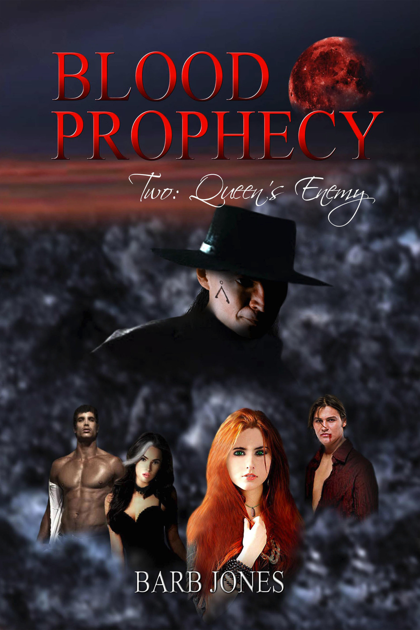 Queen's Enemy - Blood Prophecy Book 2