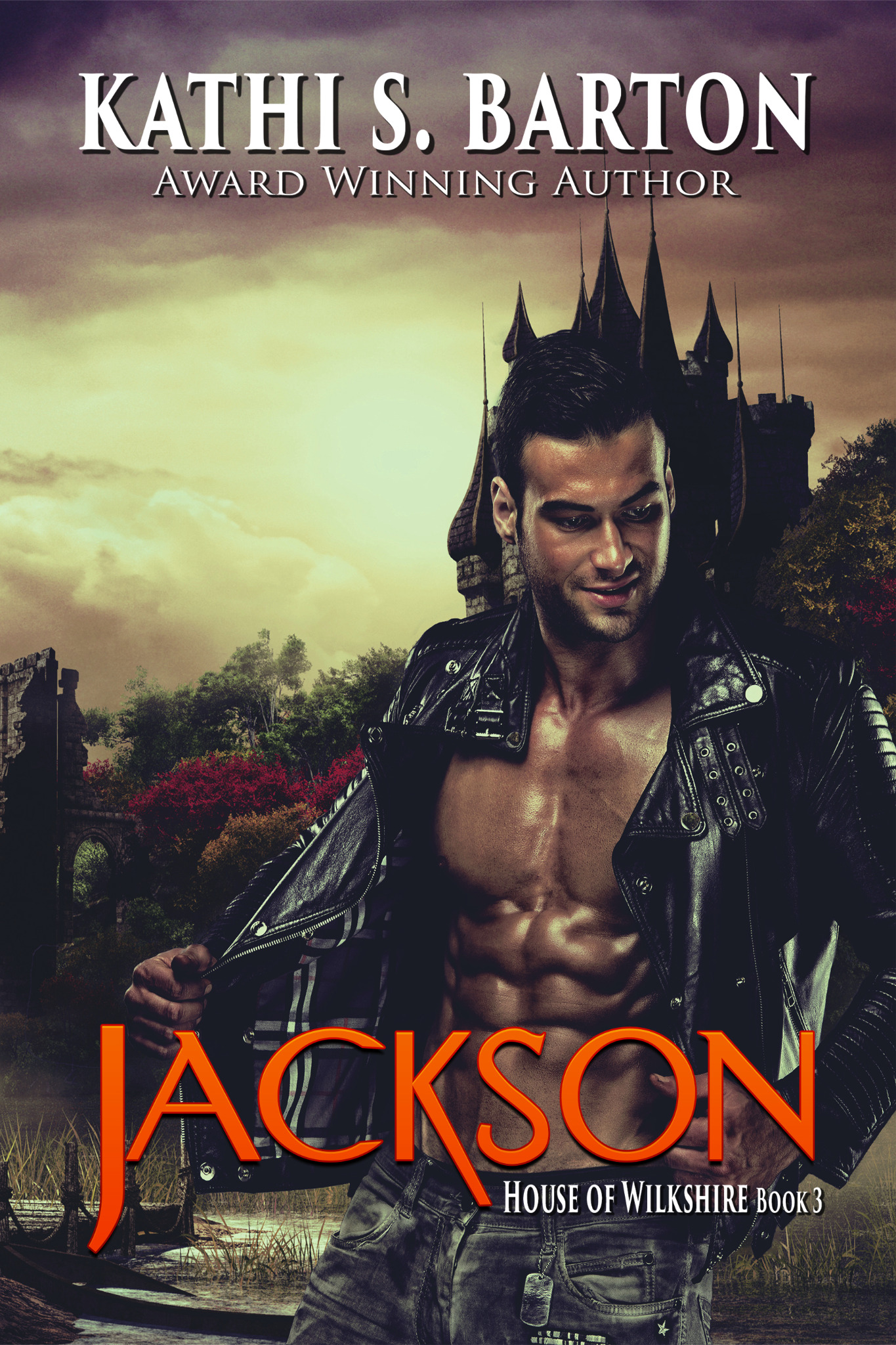 Jackson - House of Wilkshire Book 3