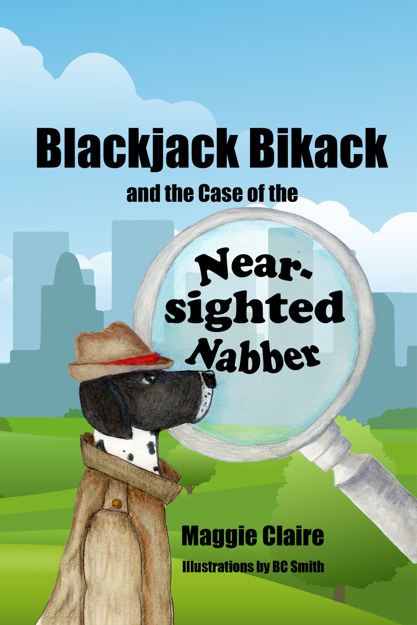 Blackjack Bikack and the Case of the Near-Sighted Nabber