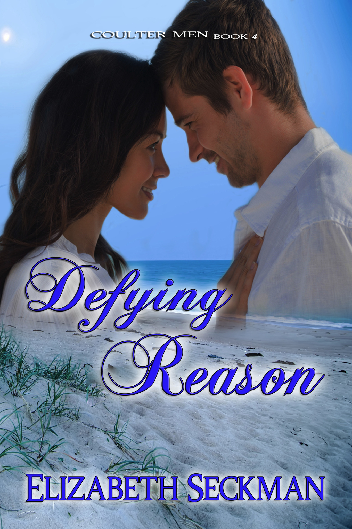 Defying Reason - Coulter Men Book 4