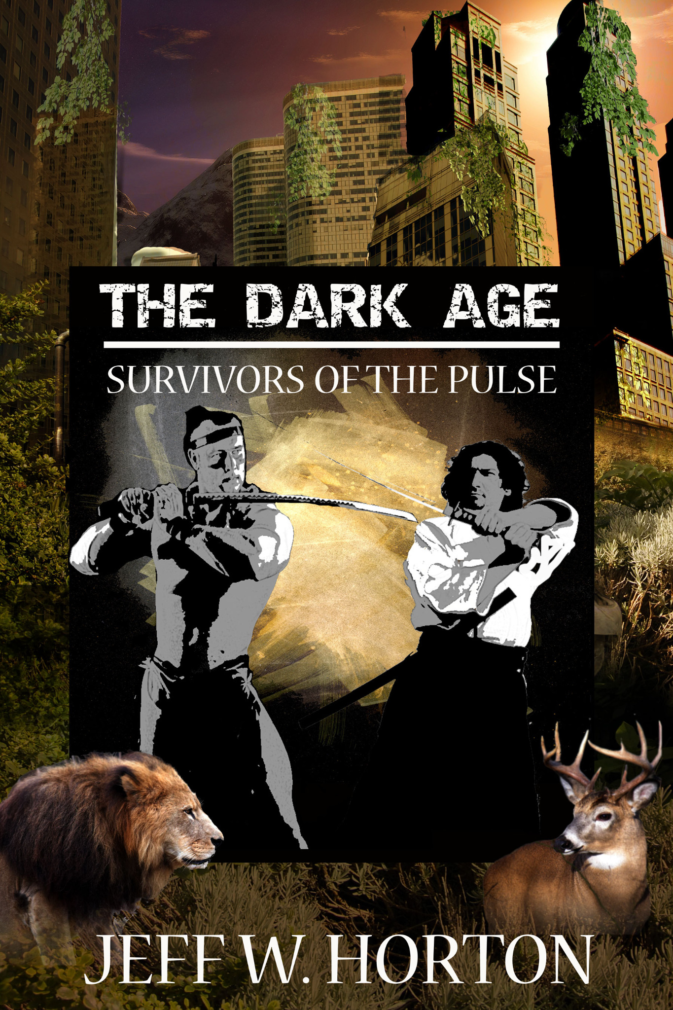 The Dark Age - Survivors of the Pulse Book 2