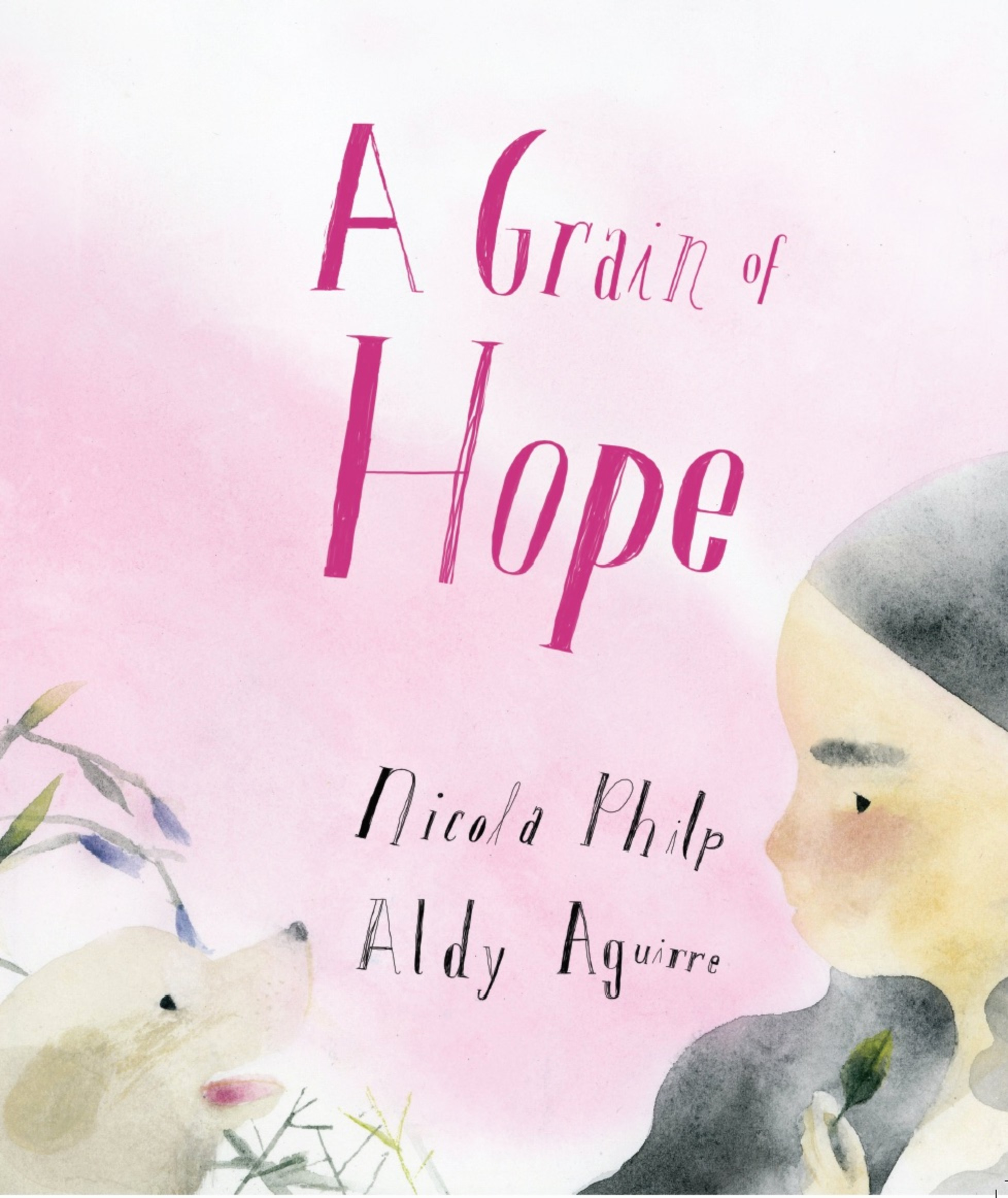 A Grain of Hope (hardcover)