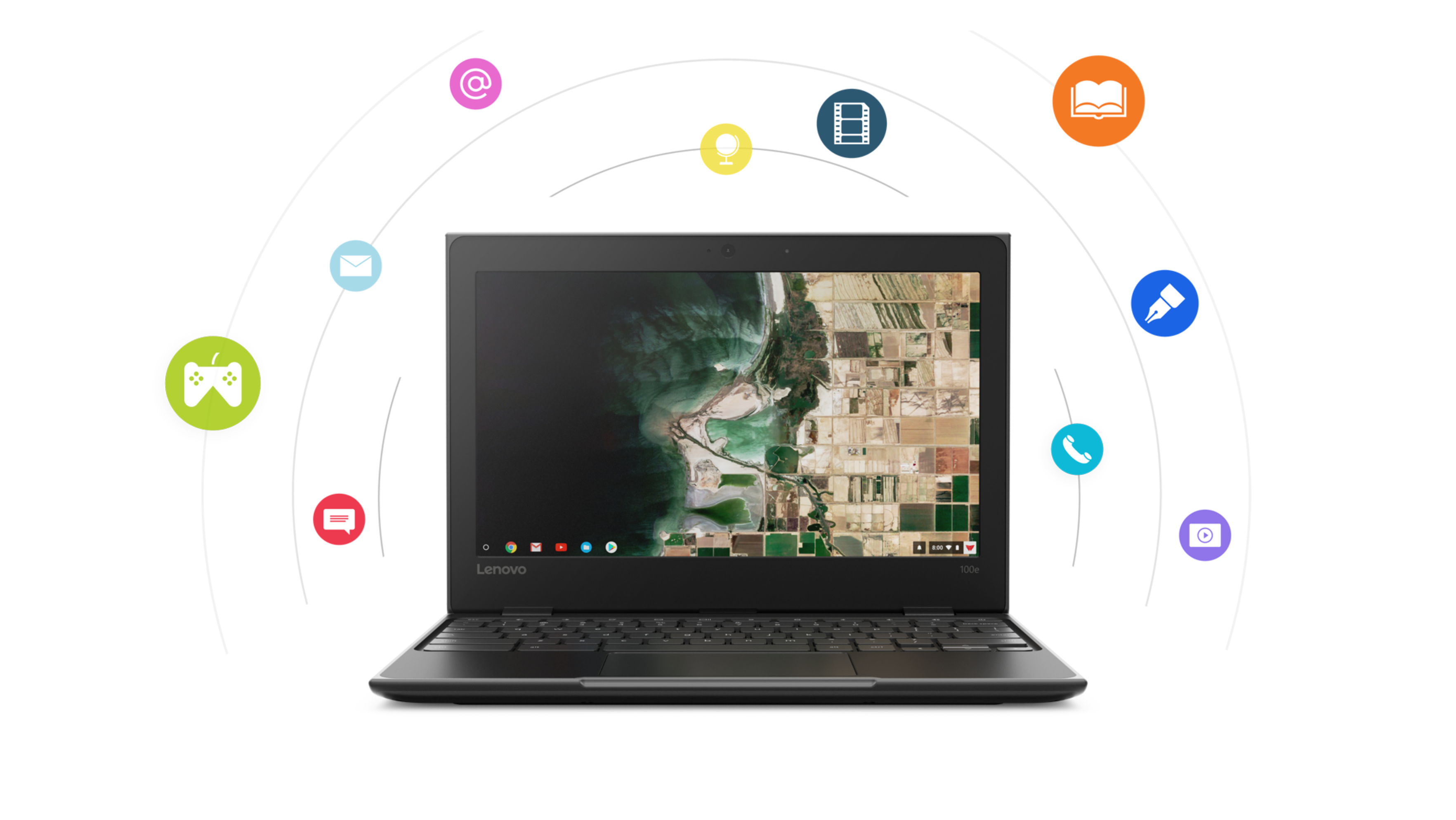 Lenovo 100e Chromebook Generation 2
