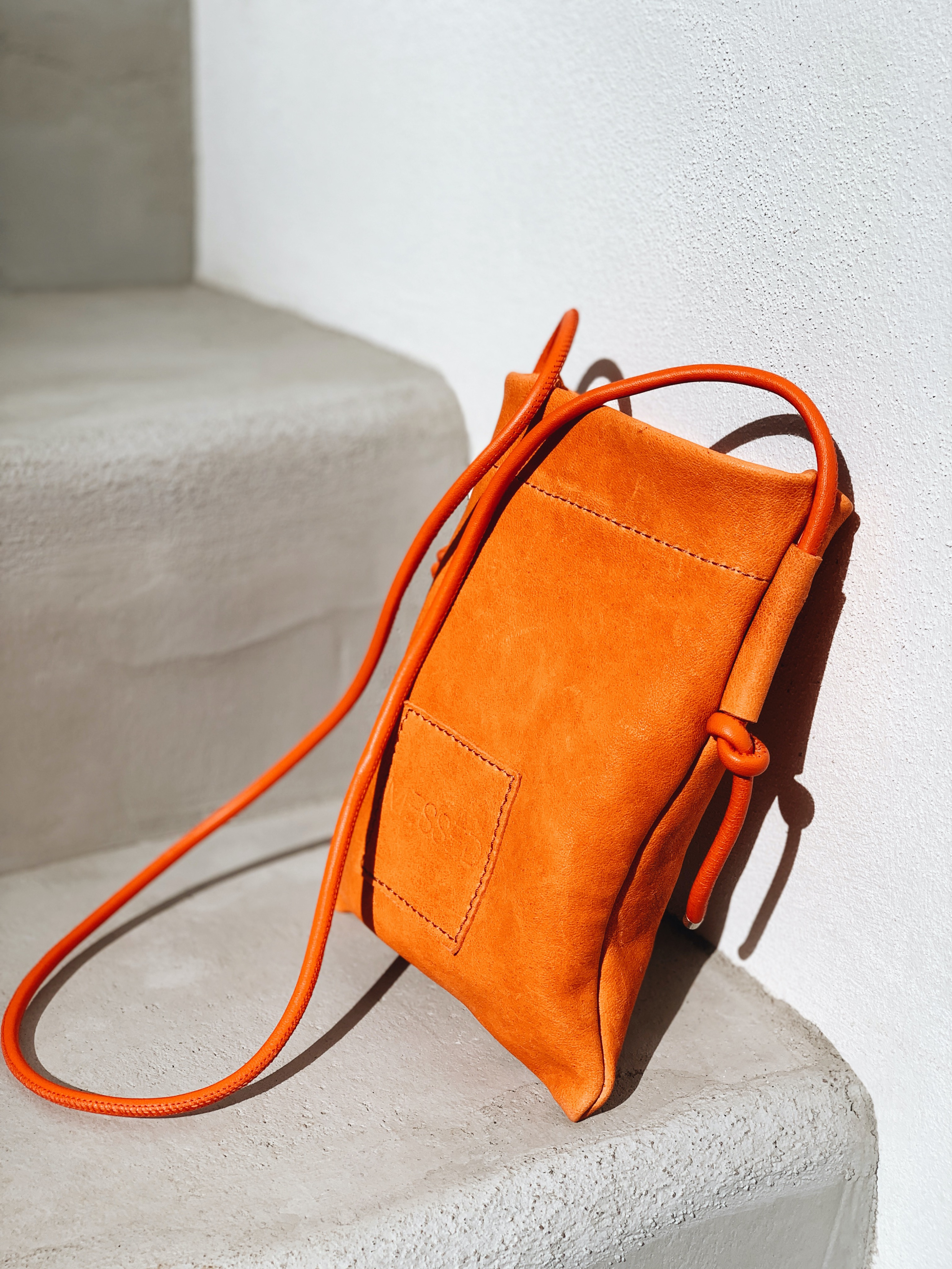 MESSED NECK BAG - MANGO
