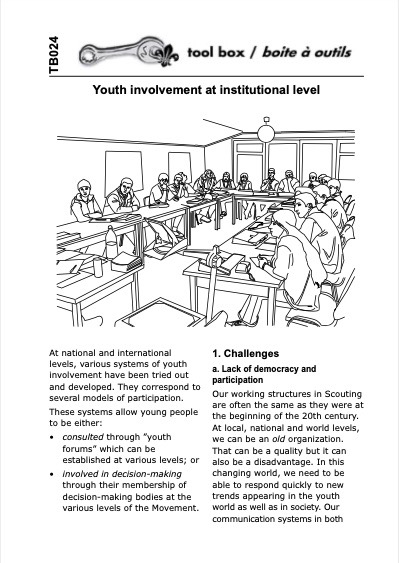 Youth Involvement, Youth Empowerment