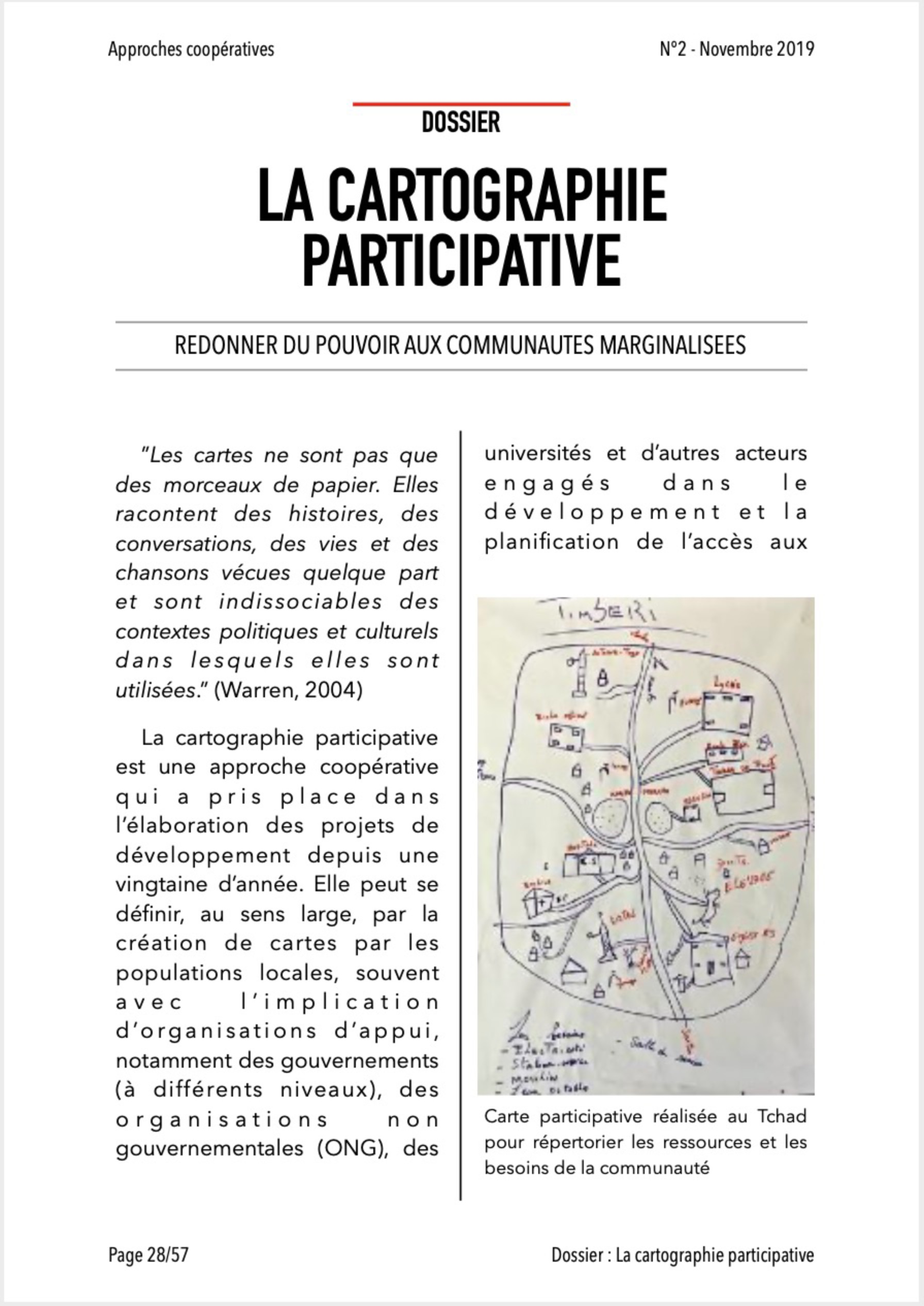 Approches Coopératives #2.