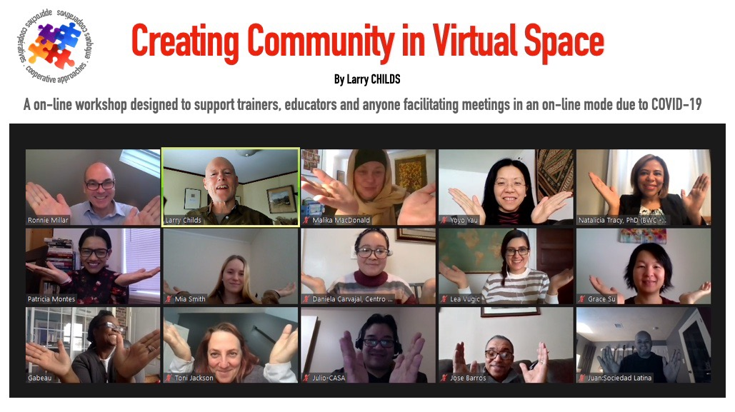 Creating Community in Virtual Space