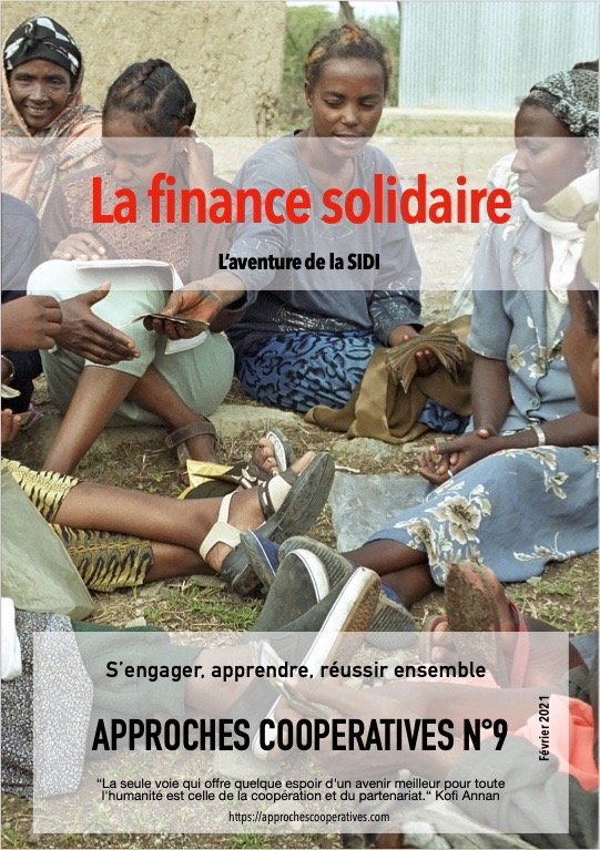 Approches Coopératives N° 9