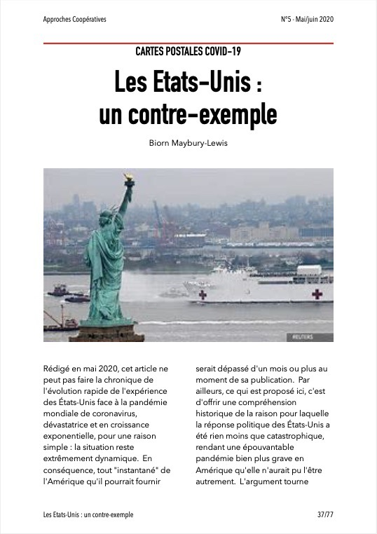 Approches Coopératives N° 5