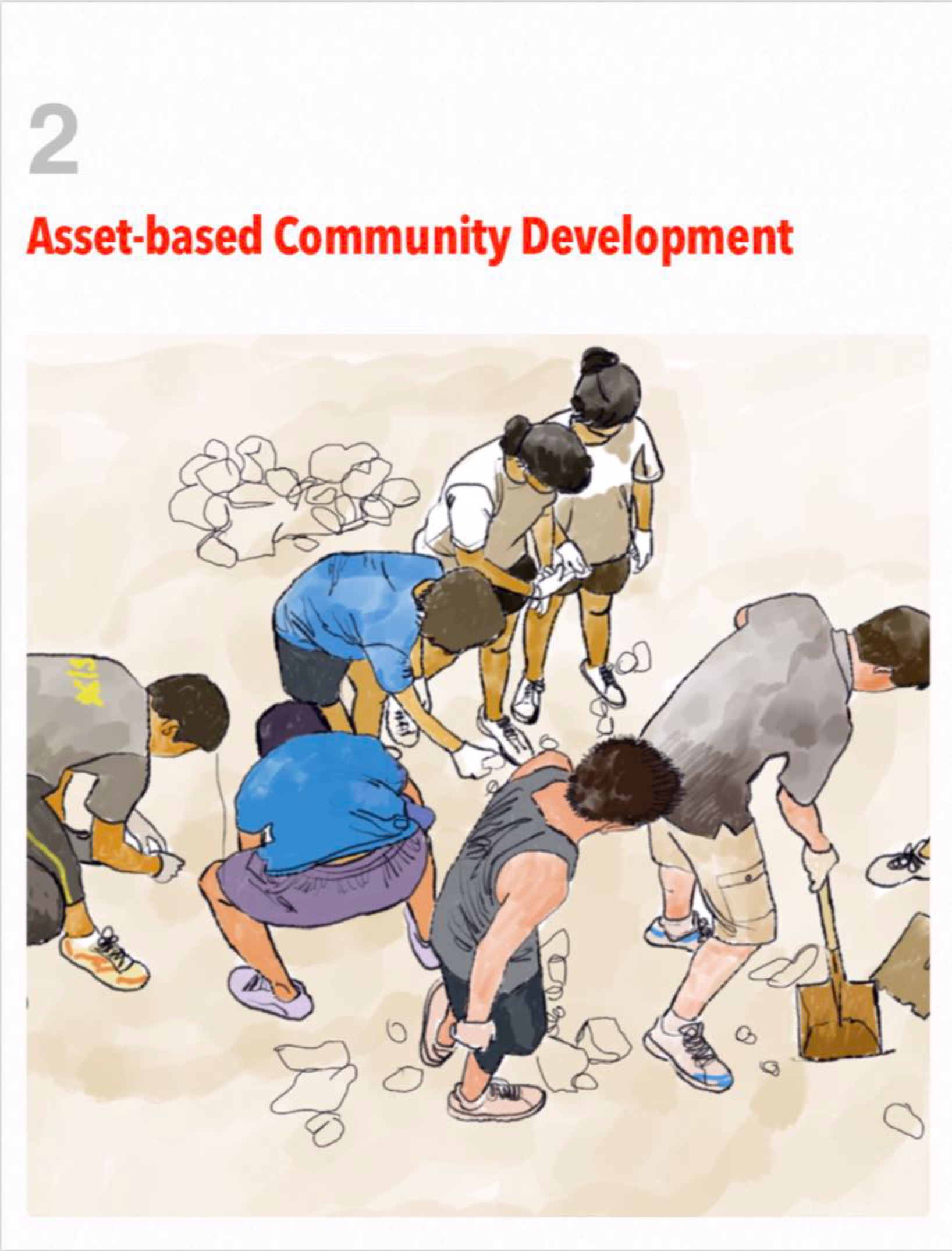 Involving Youth in Community Development
