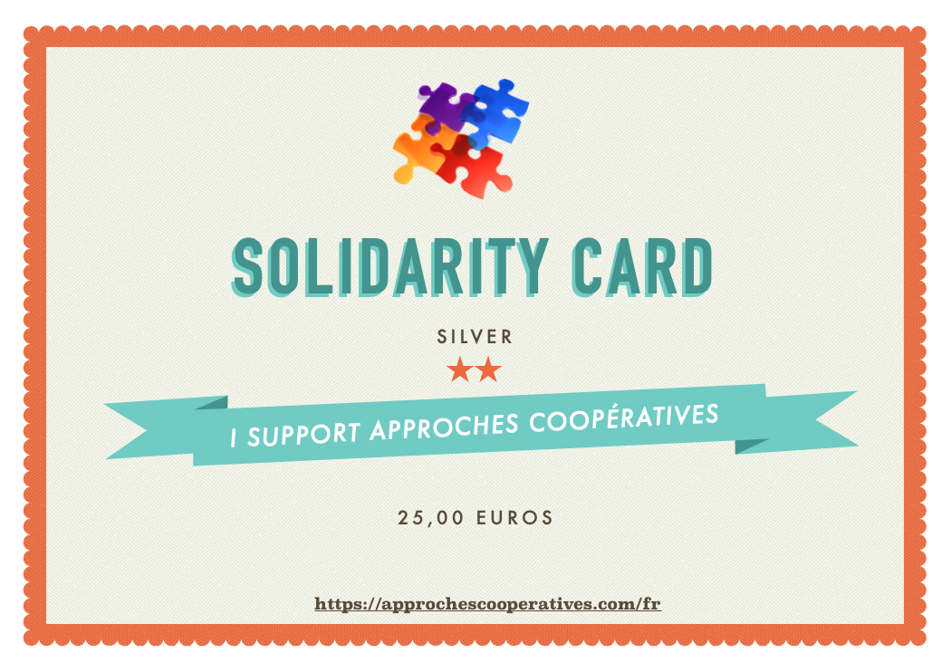SILVER Solidarity card