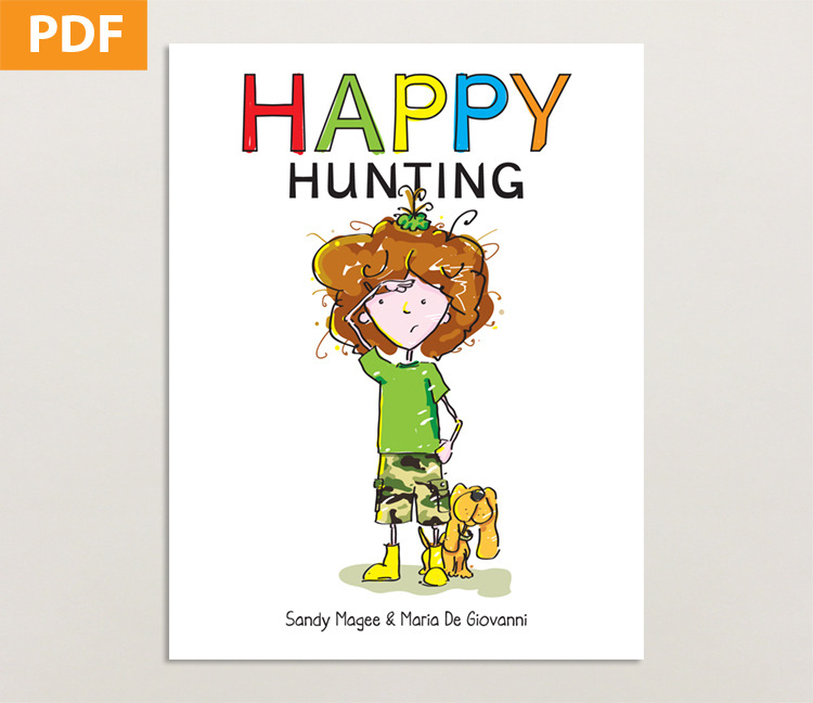 Happy Hunting Book