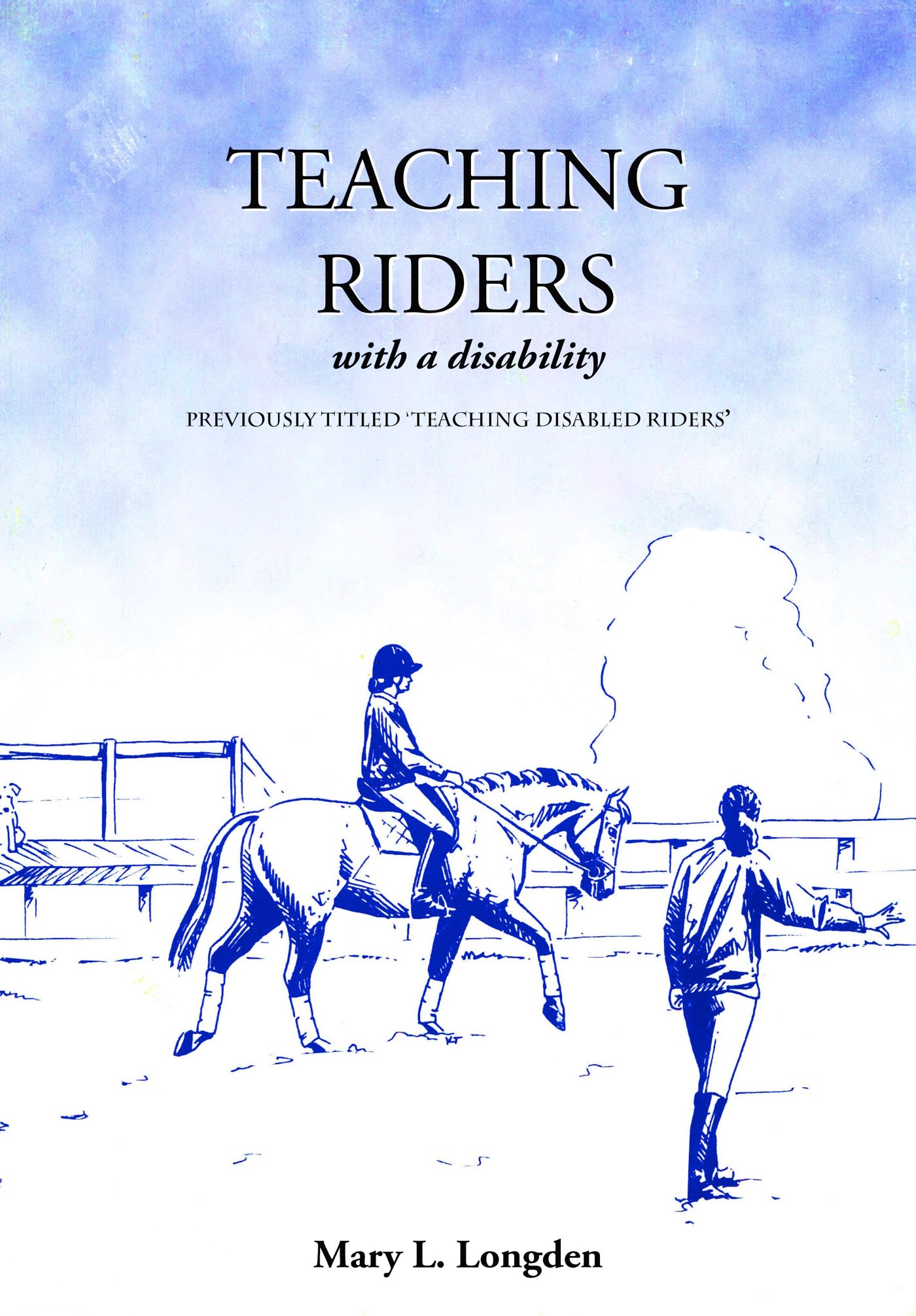 Teaching Riders with a Disability