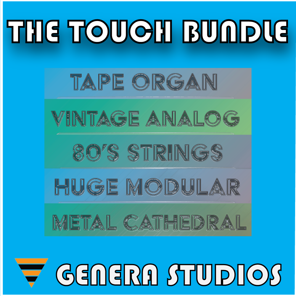 The Touch Bundle - Kontakt Library